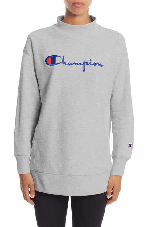 Champion Reverse Weave® High Neck Sweatshirt