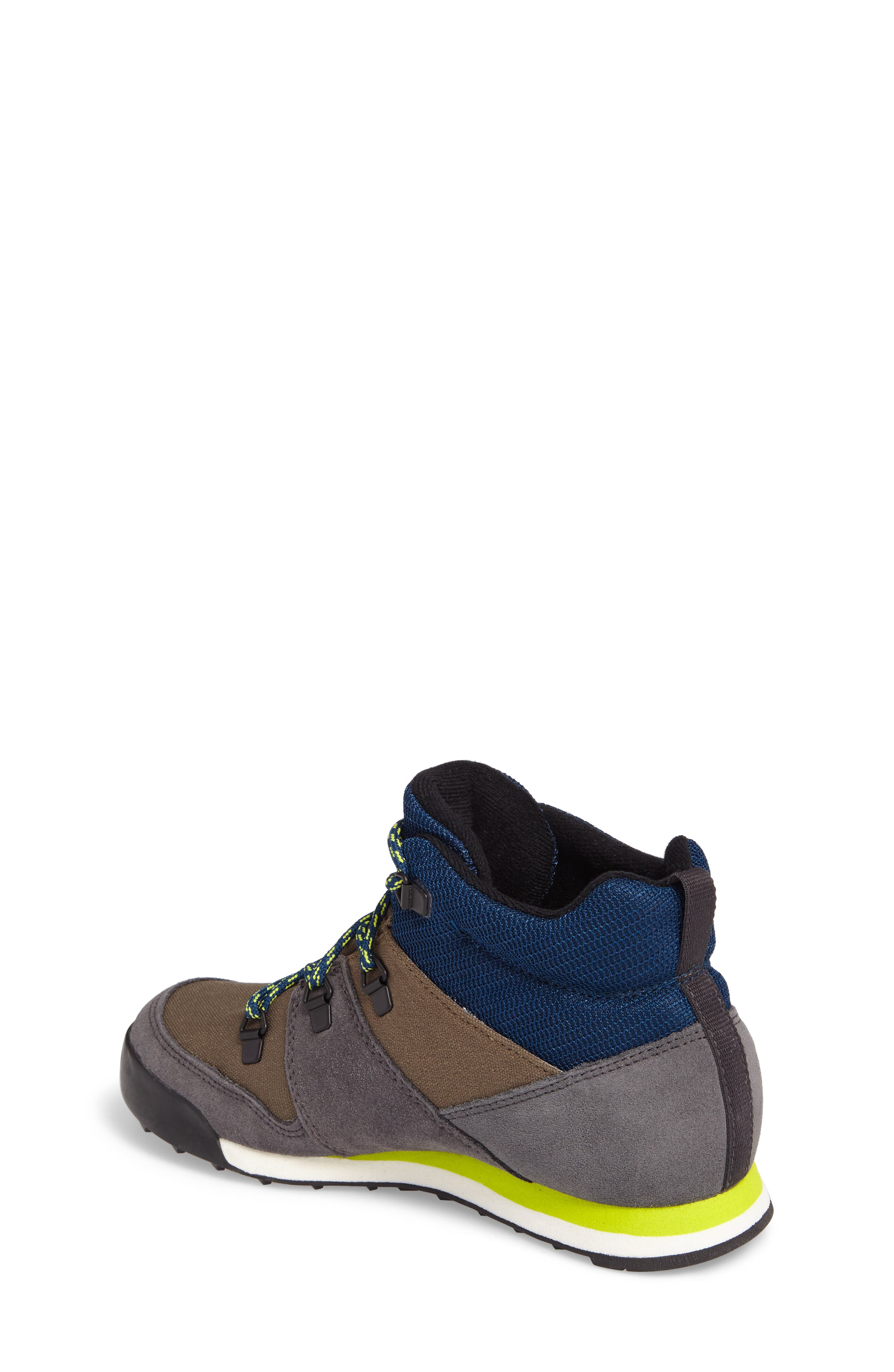Snowpitch Insulated Sneaker Boot,                             Alternate thumbnail 2, color,                             Cargo/ Black/ Solar Yellow