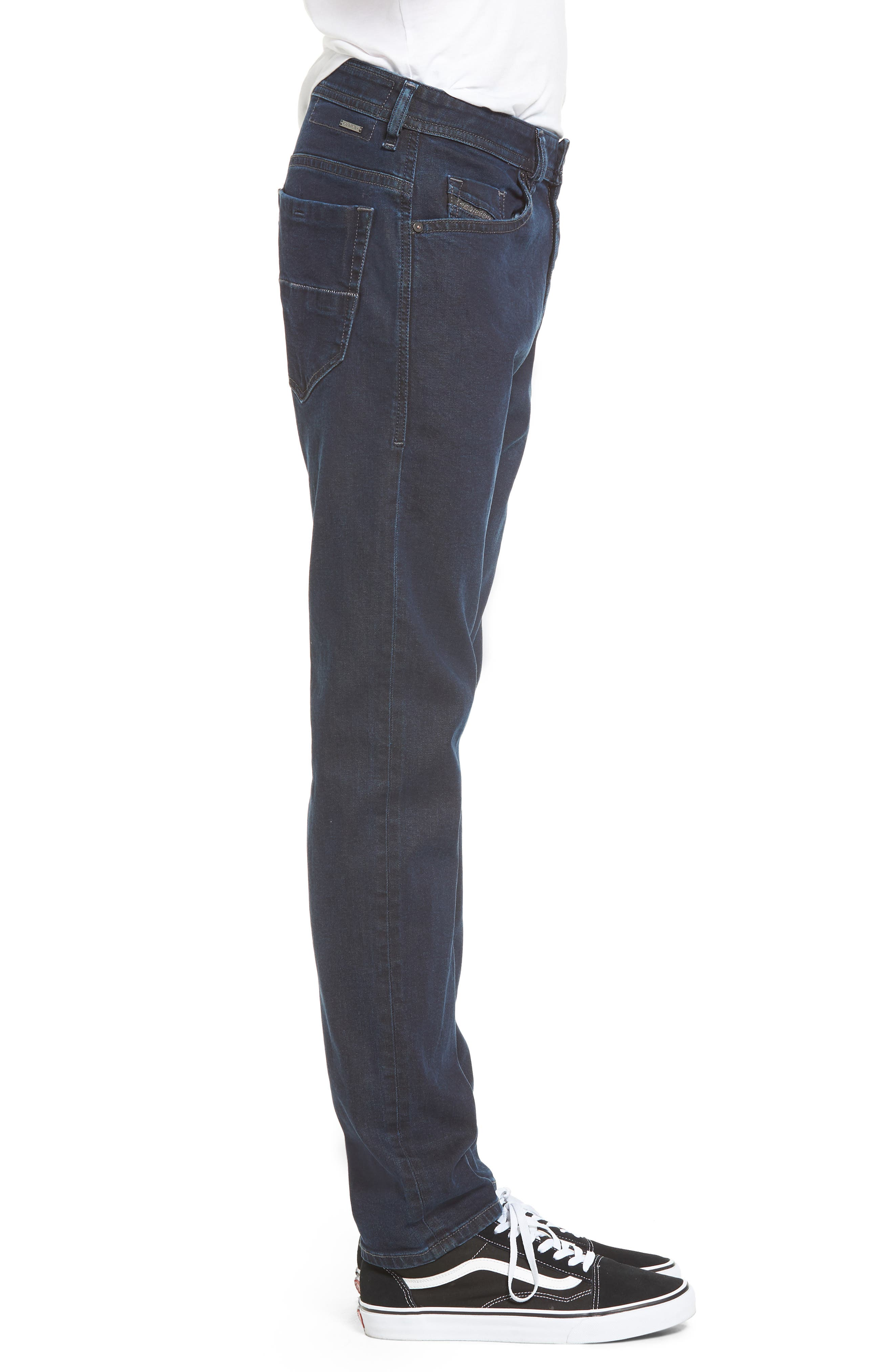 Alternate Image 3  - DIESEL® Thommer Slim Fit Jeans