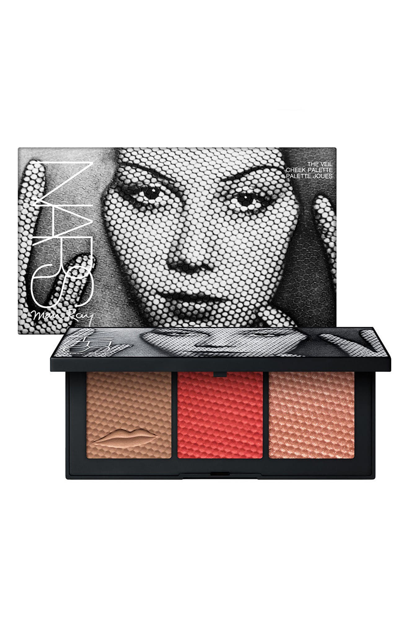 Alternate Image 1 Selected - NARS Man Ray The Veil Cheek Palette ($155.68 Value)