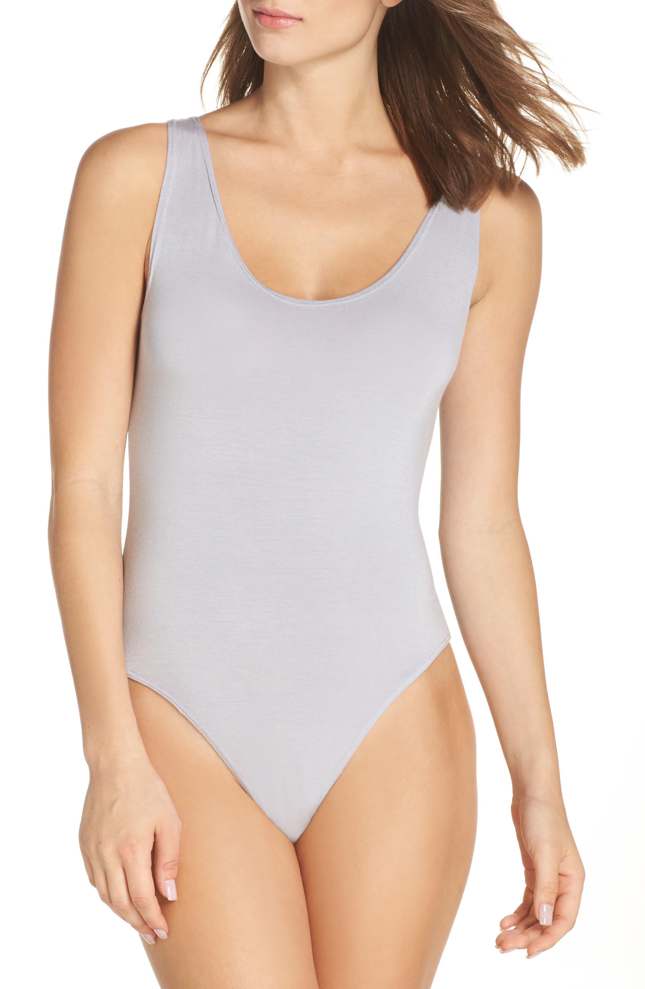 Olympia Theodora Body Lover Thong Bodysuit