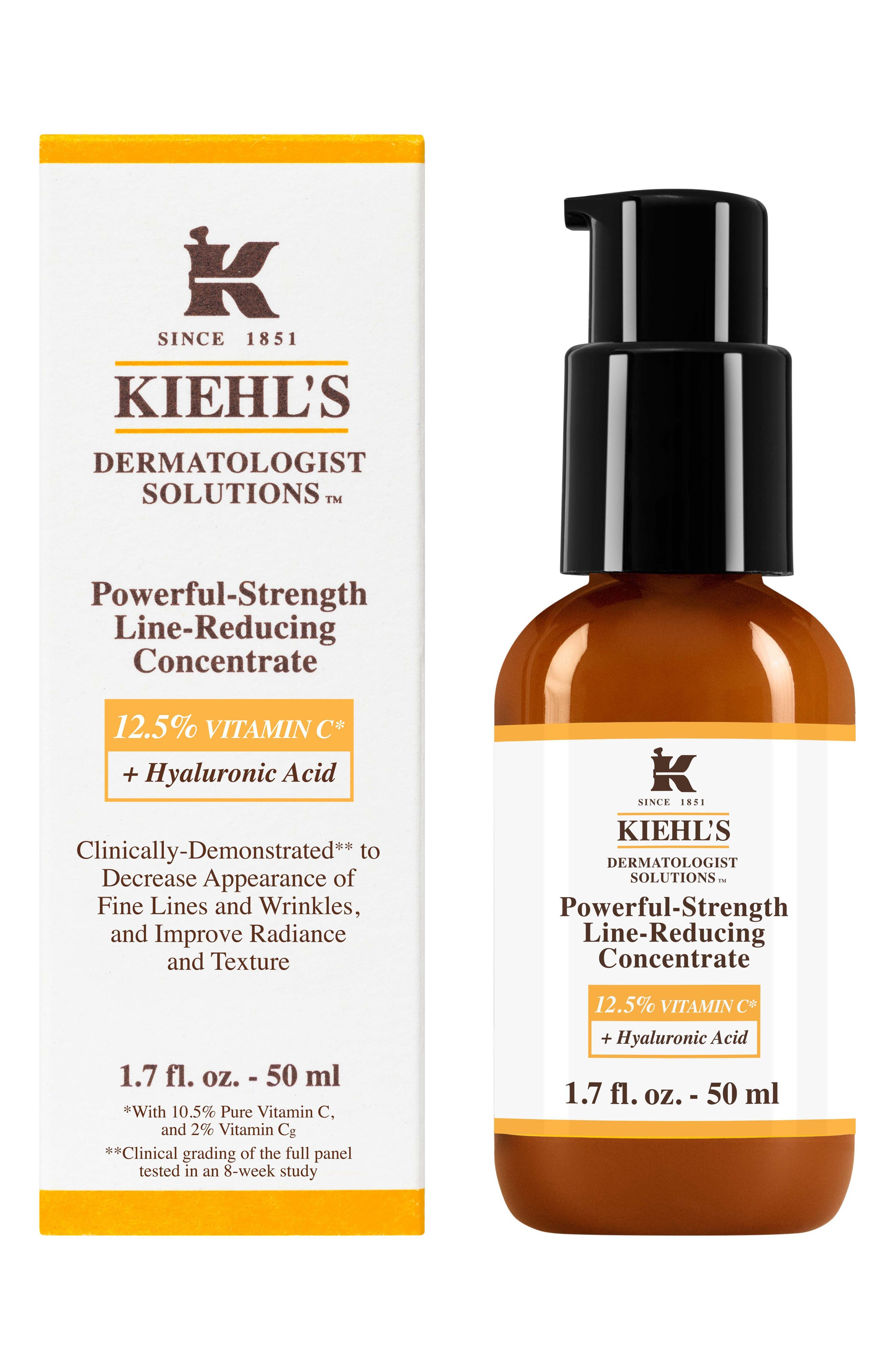 Alternate Image 5  - Kiehl's Since 1851 Powerful-Strength Line-Reducing Concentrate
