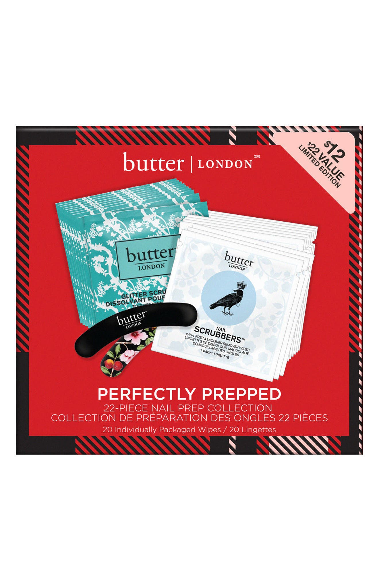 Main Image - butter LONDON Perfectly Prep Set (Nordstrom Exclusive) ($22 Value)