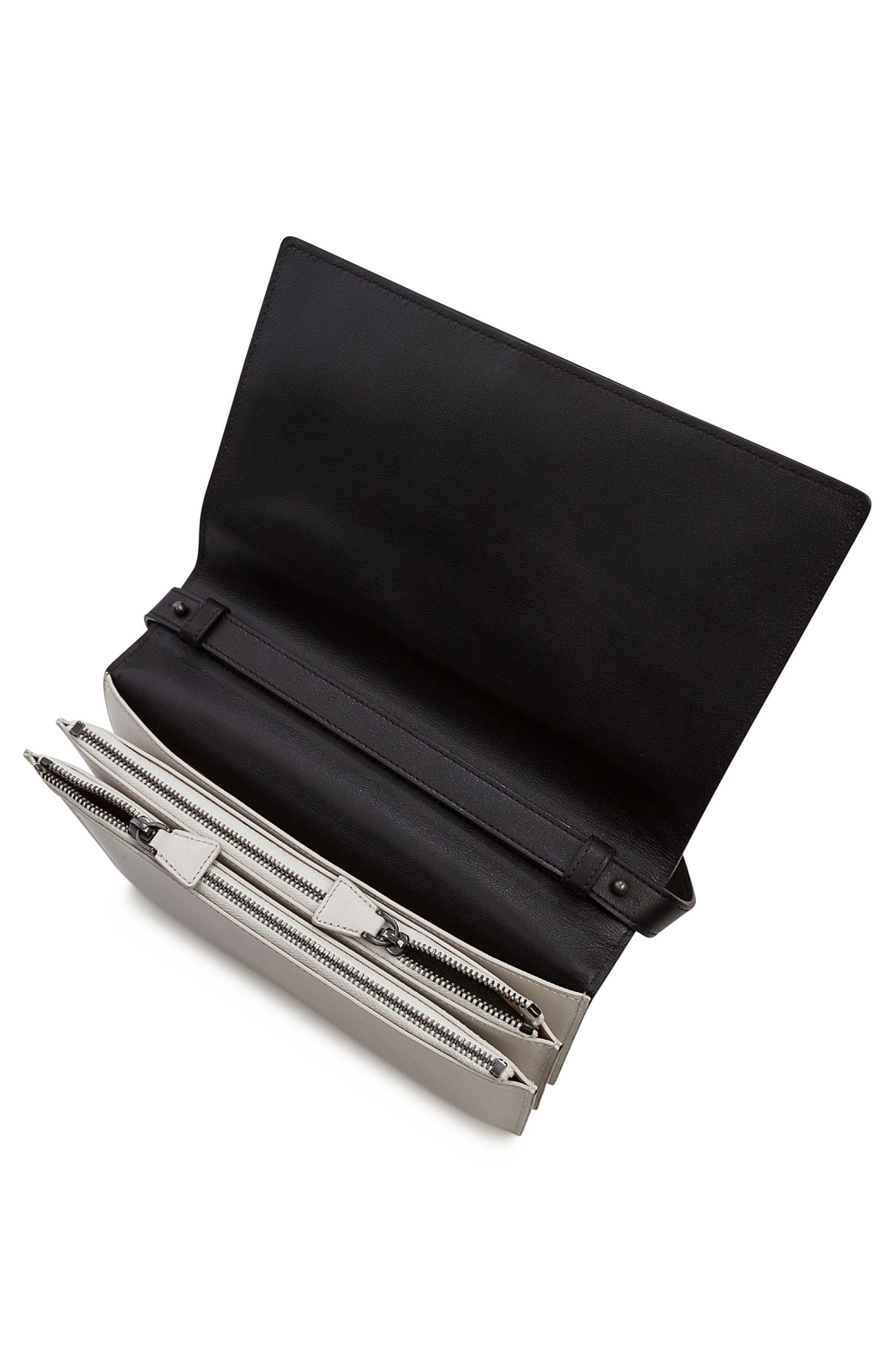 Alternate Image 4  - Akris Alice Genuine Python Crossbody Bag