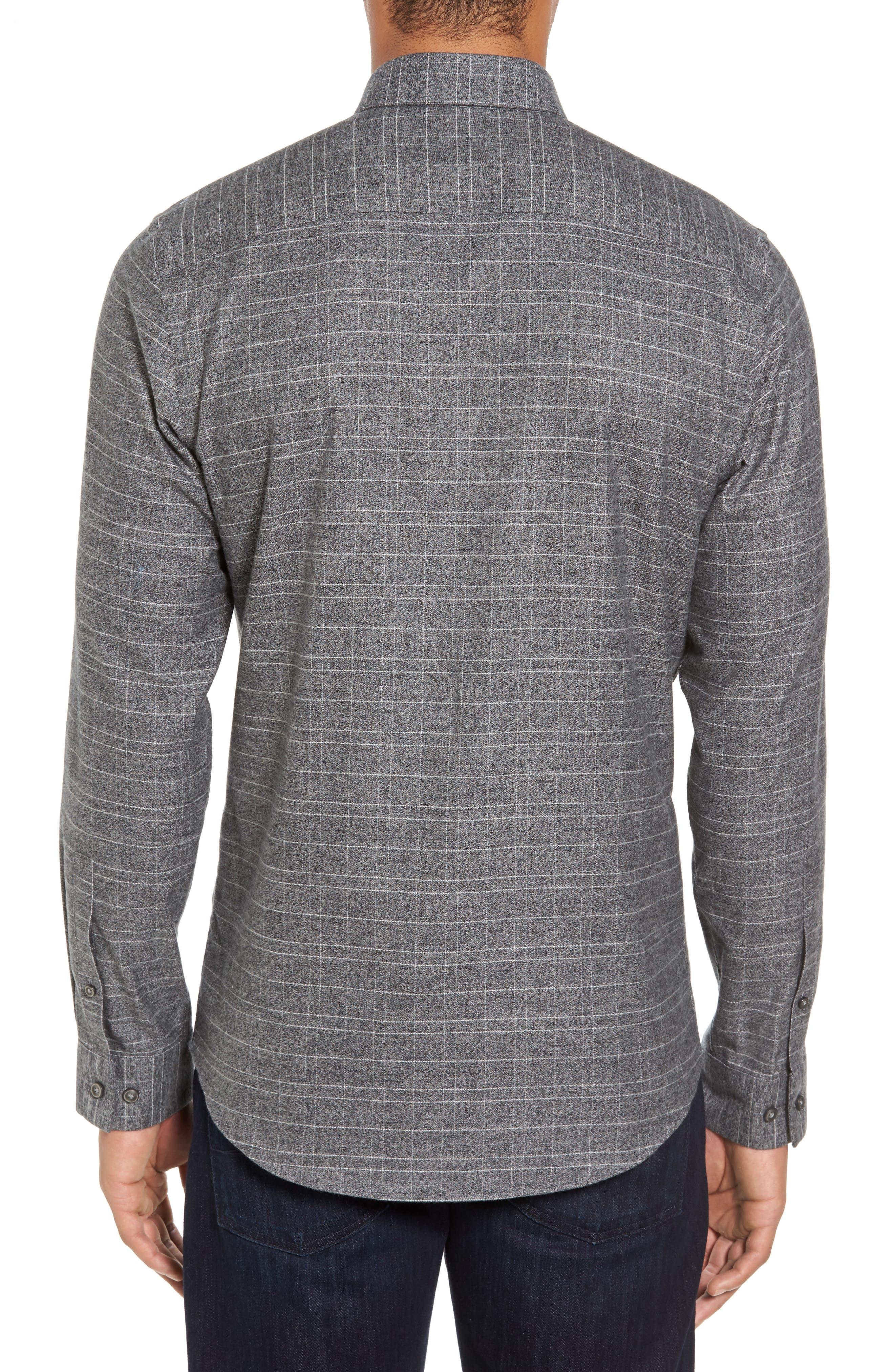 Alternate Image 2  - Calibrate Trim Fit Check Sport Shirt