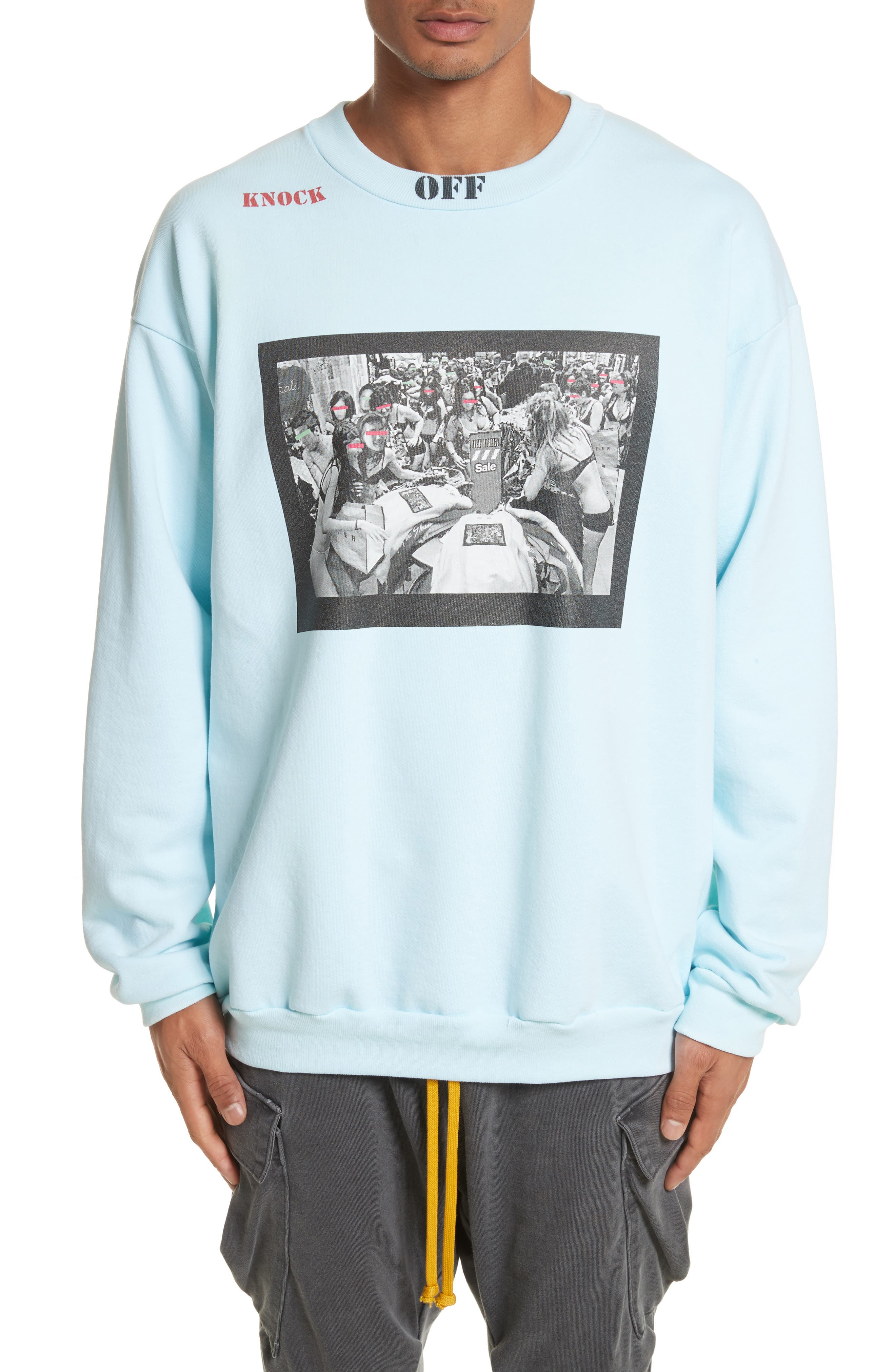 Drifter Toad Graphic Sweatshirt