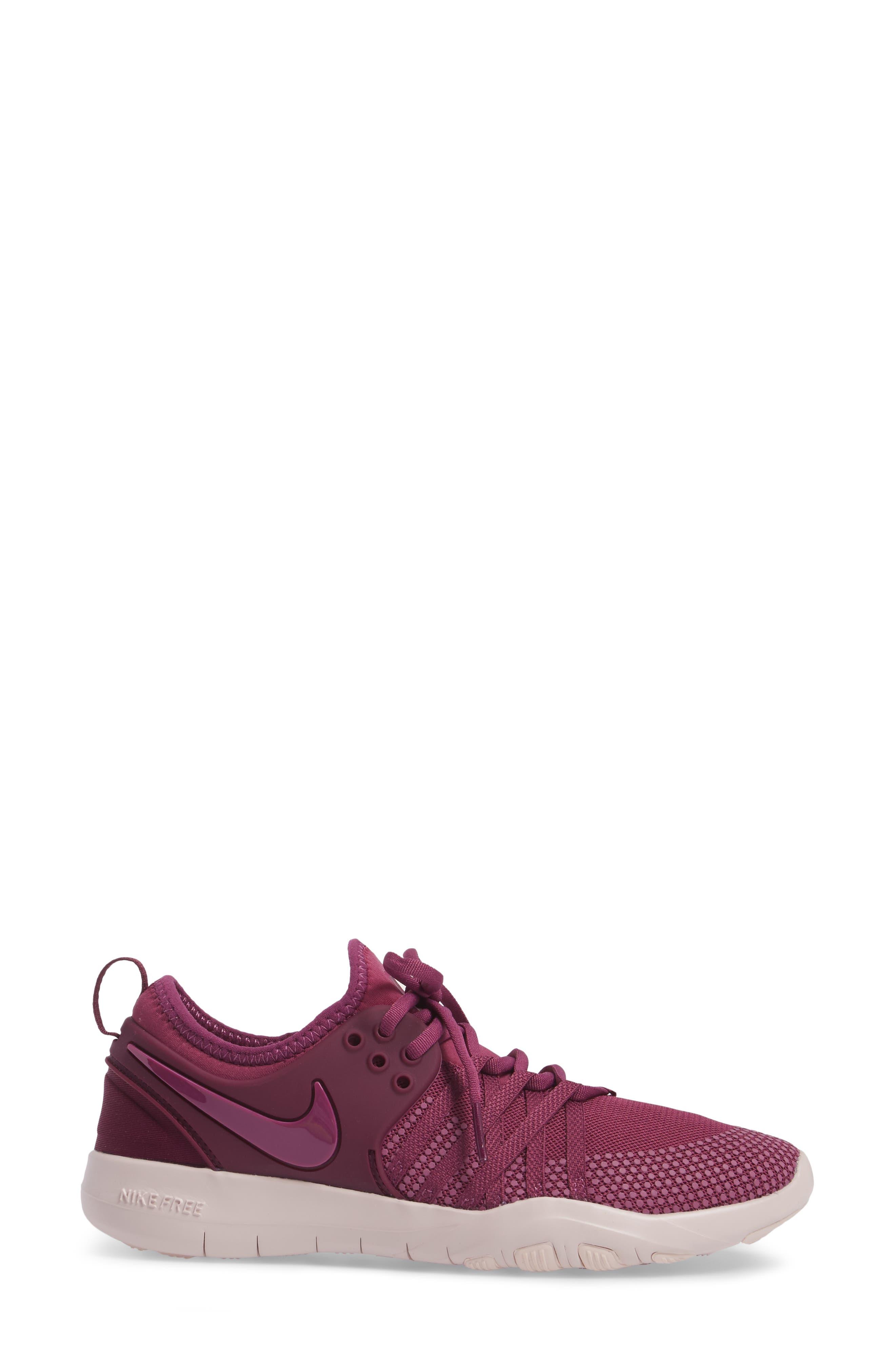 Alternate Image 3  - Nike Free TR 7 Training Shoe (Women)