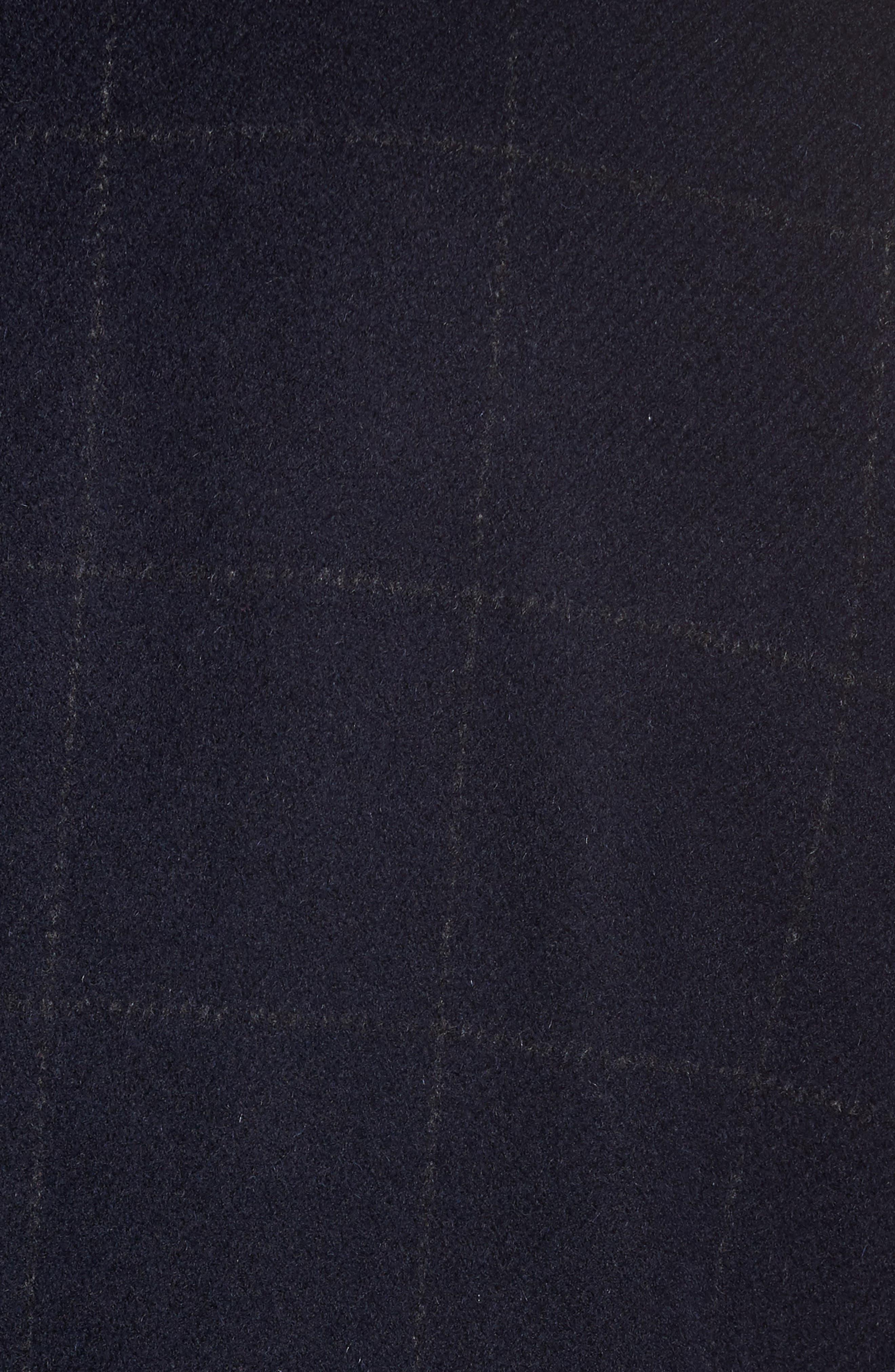 Alternate Image 5  - Ted Baker London Endurance Wool Blend Overcoat