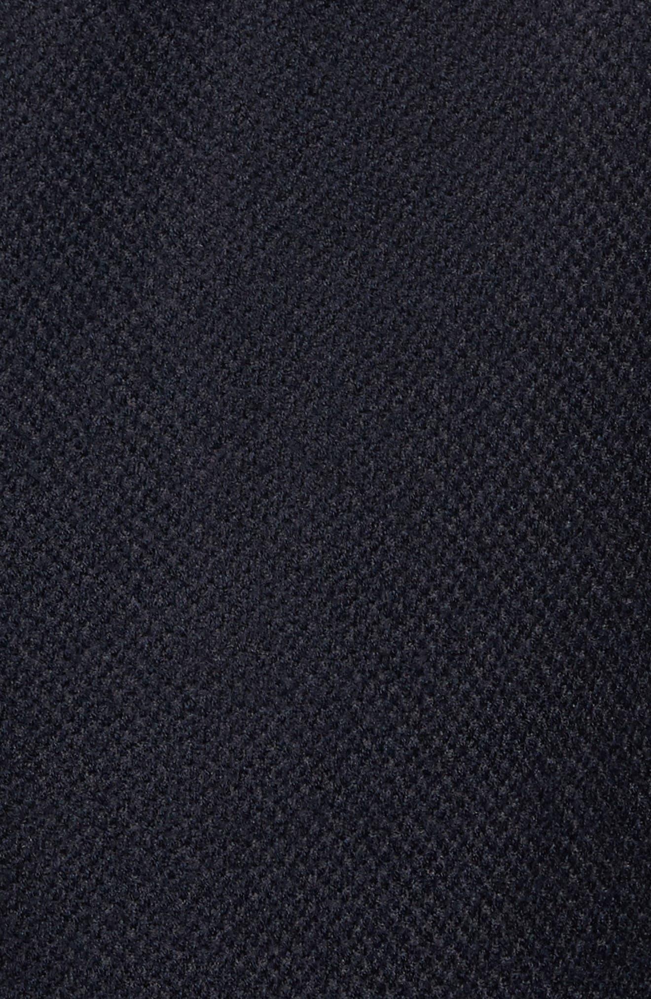 Ritchie Aim Hybrid Classic Fit Wool & Cashmere Sport Coat,                             Alternate thumbnail 5, color,                             Navy