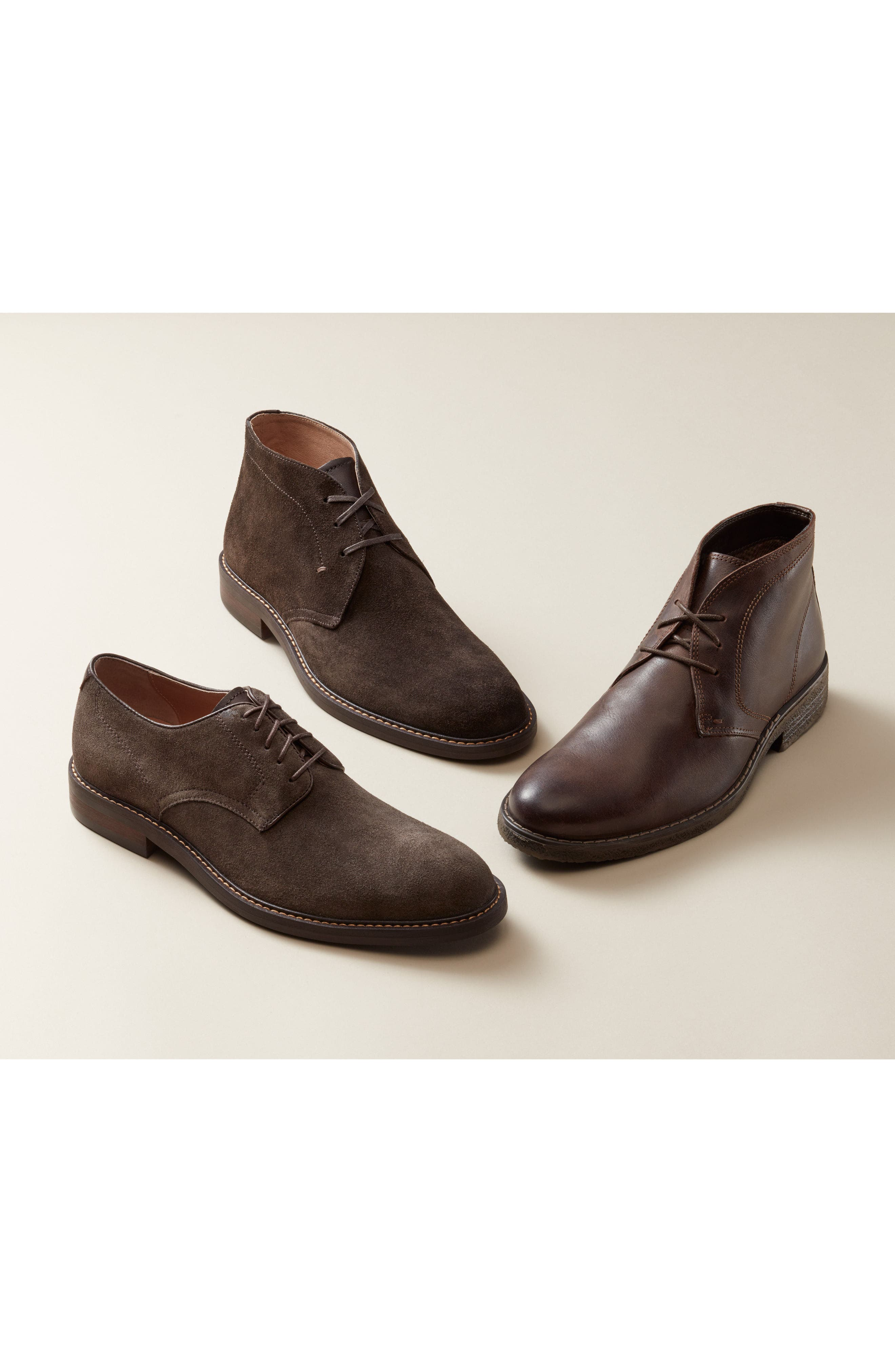 Alternate Image 7  - 1901 Barrett Chukka Boot (Men)