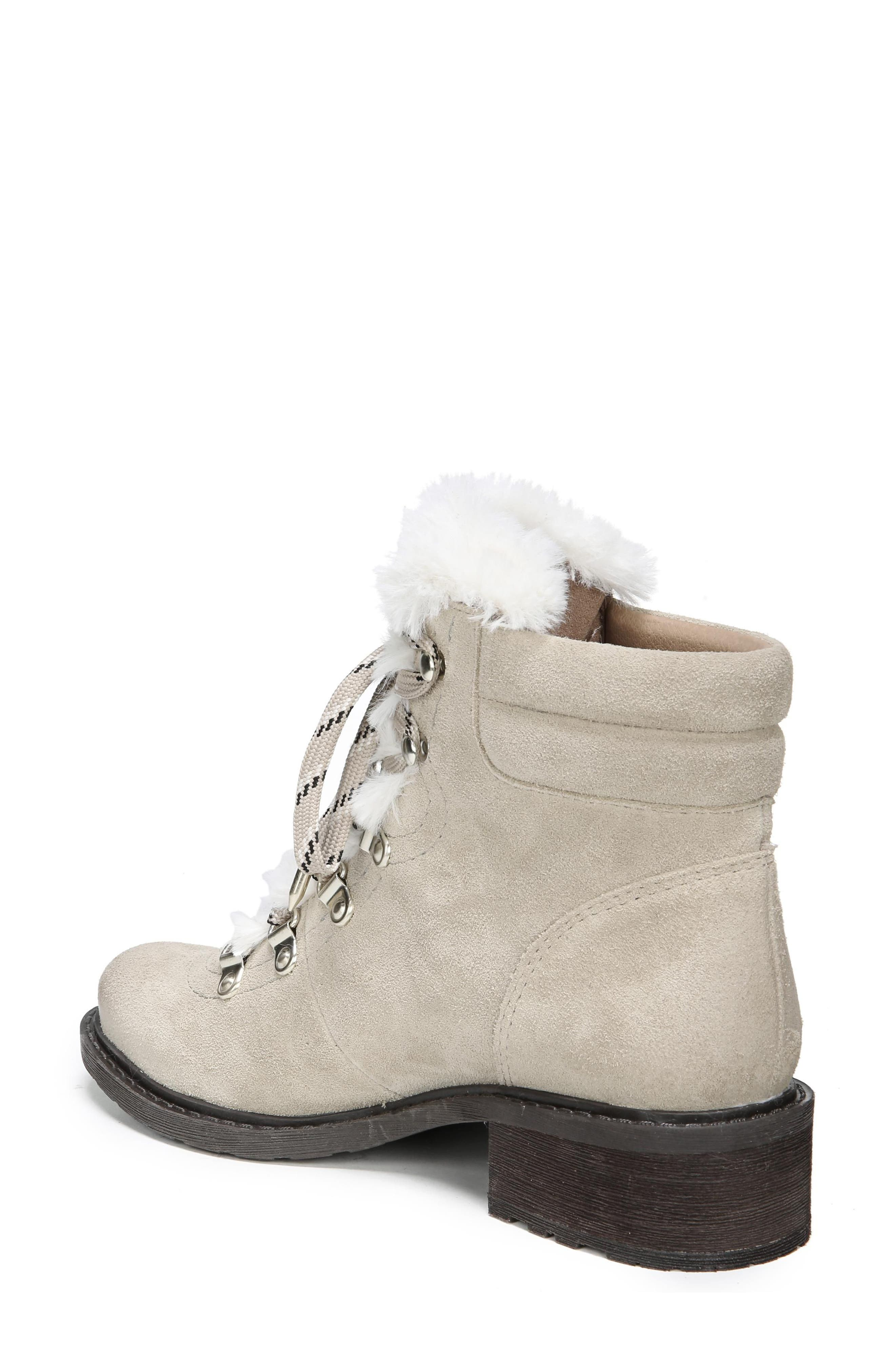Alternate Image 2  - Sam Edelman Darrah 2 Faux Fur Trim Boot (Women)
