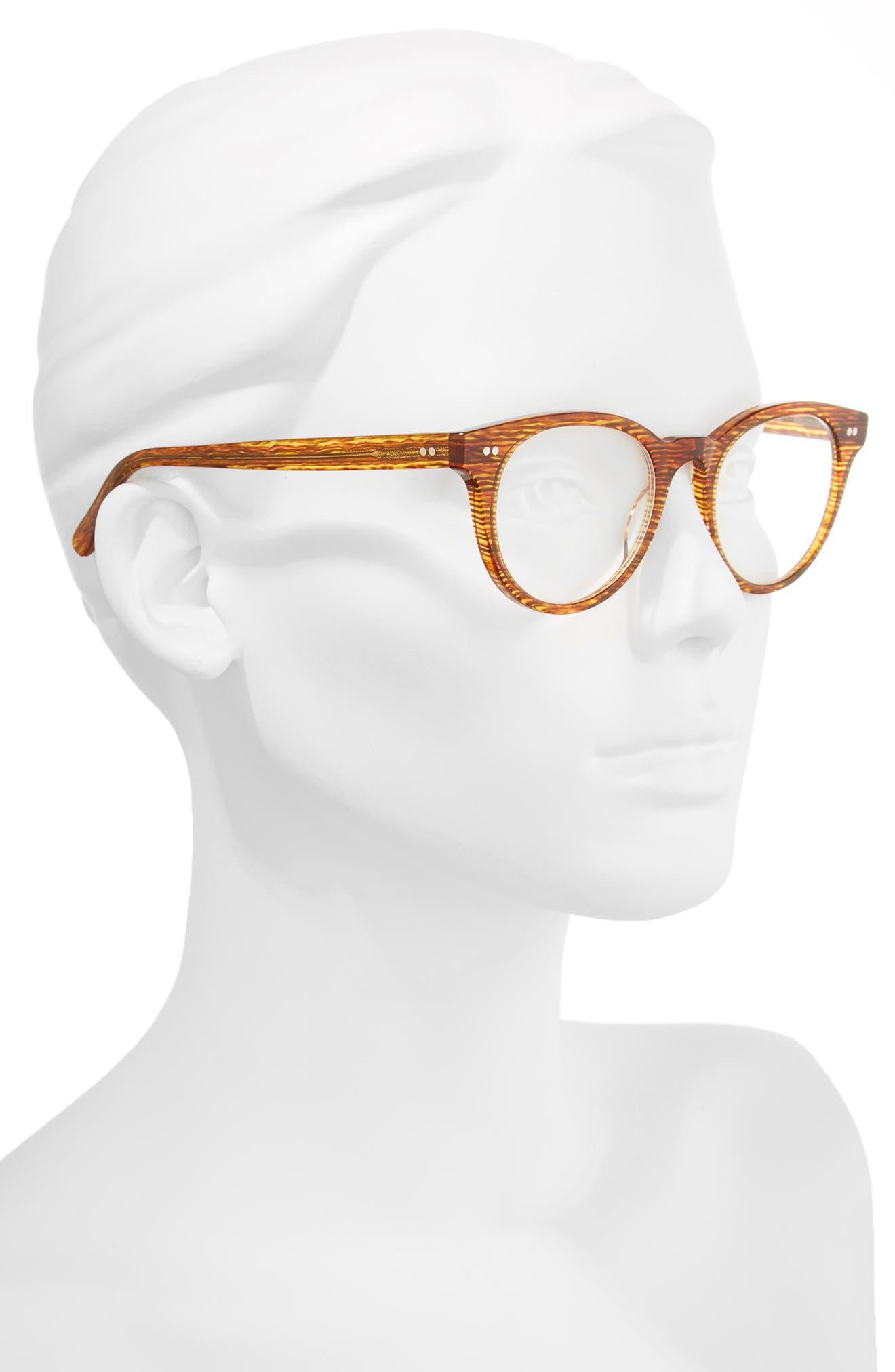 Alternate Image 2  - Corinne McCormack Abby 50mm Reading Glasses
