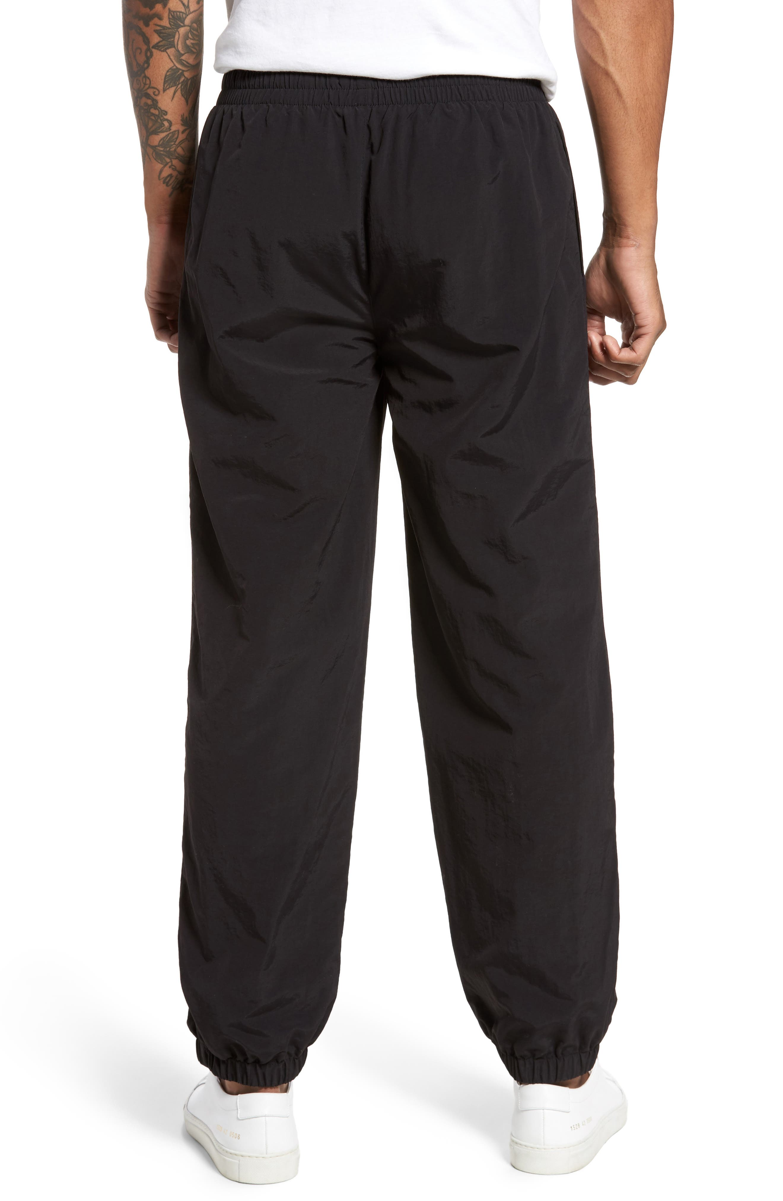 Alternate Image 2  - Fred Perry Monochrome Tennis Pants