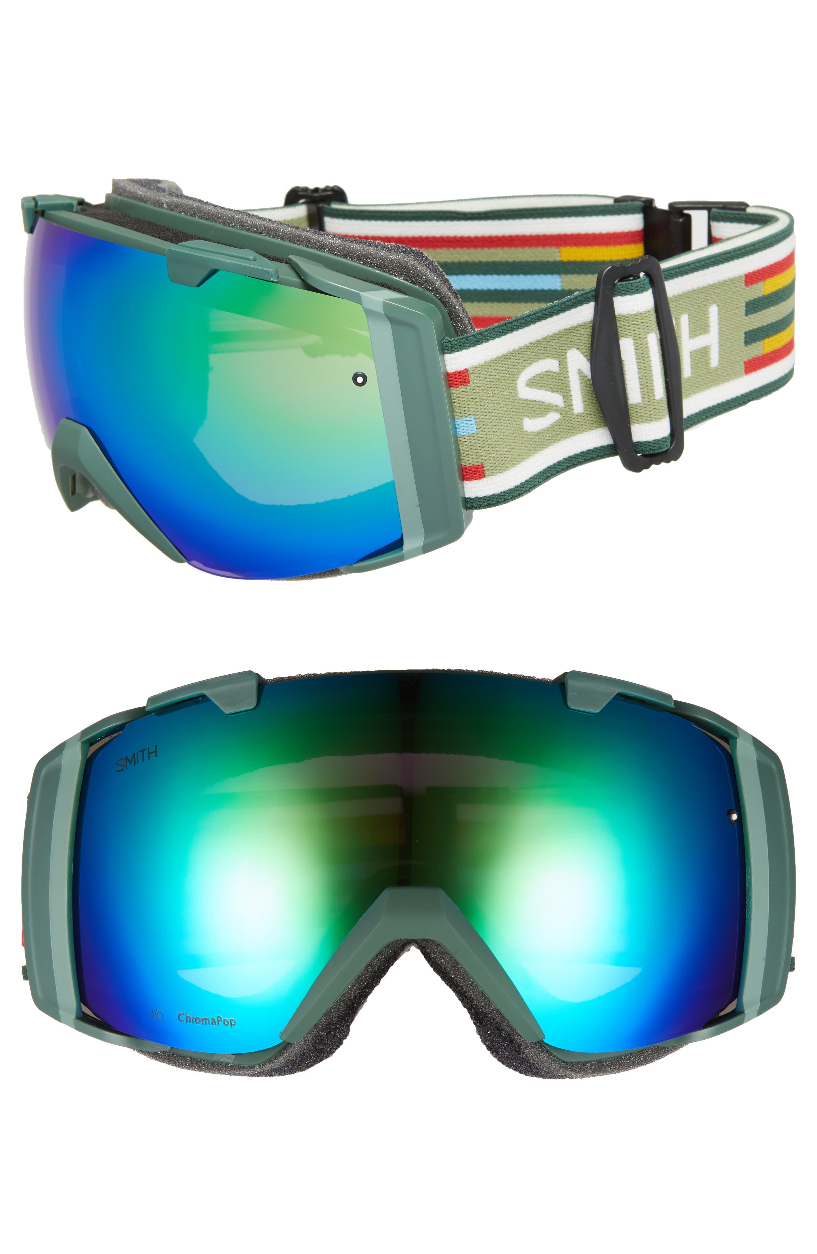 Main Image - Smith I/O 205mm Snow Goggles