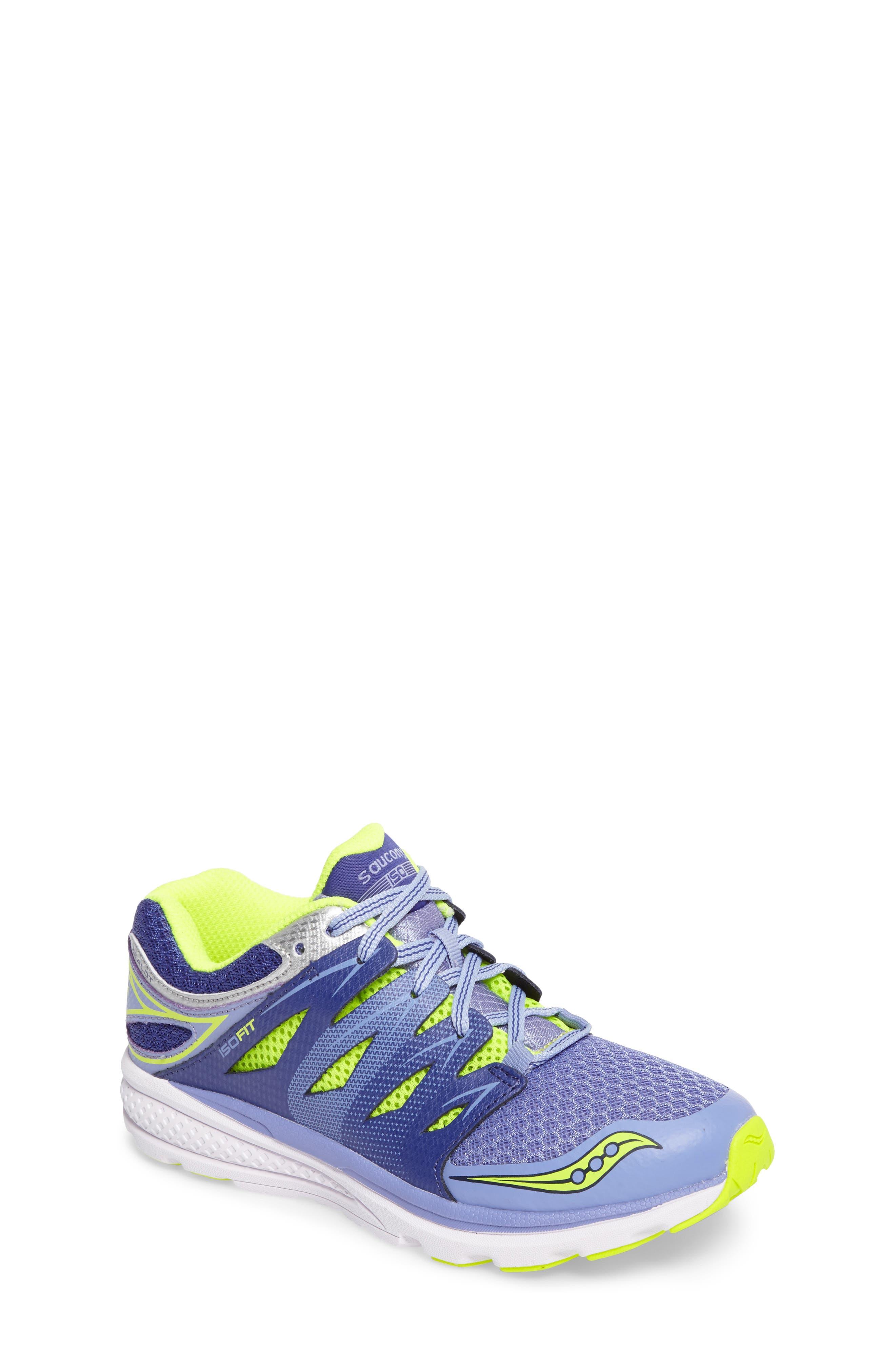 'Zealot 2' Athletic Shoe,                             Main thumbnail 1, color,                             Purple/ Blue