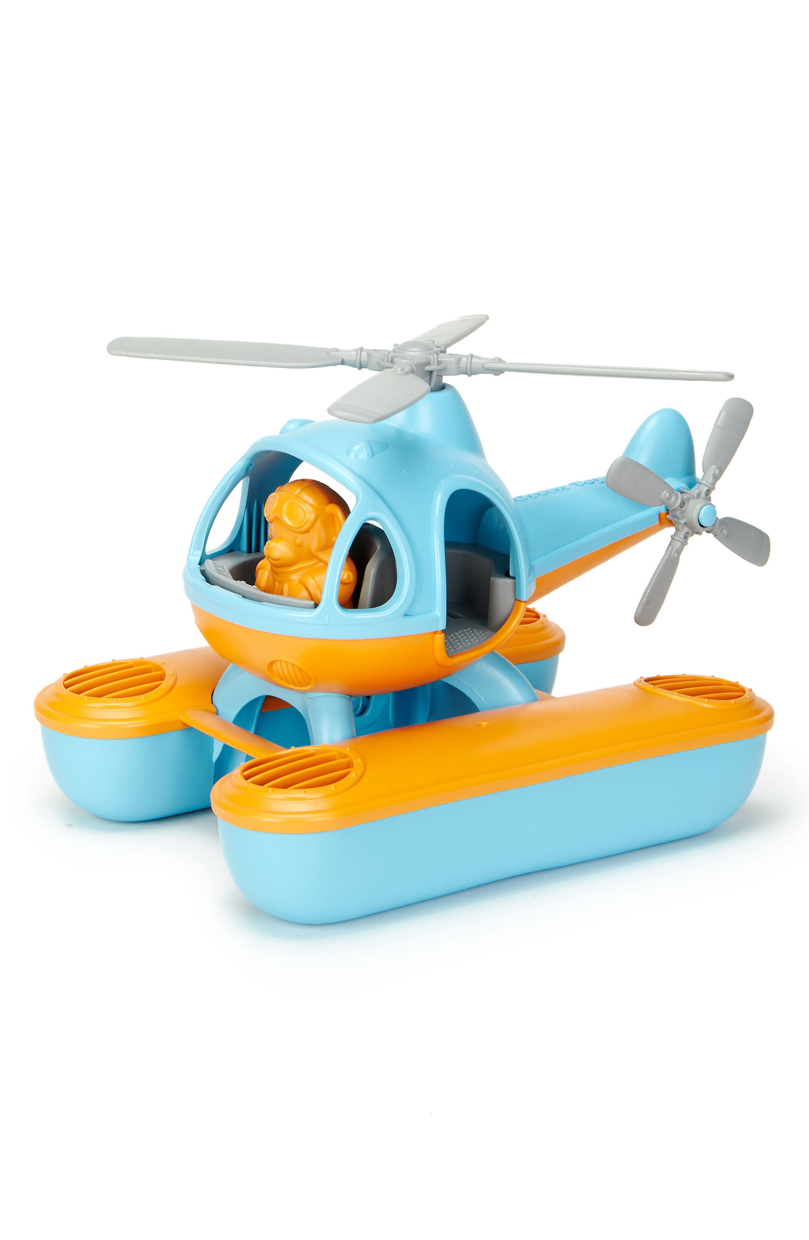 Alternate Image 3  - Green Toys Two-Piece Seacopter Toy