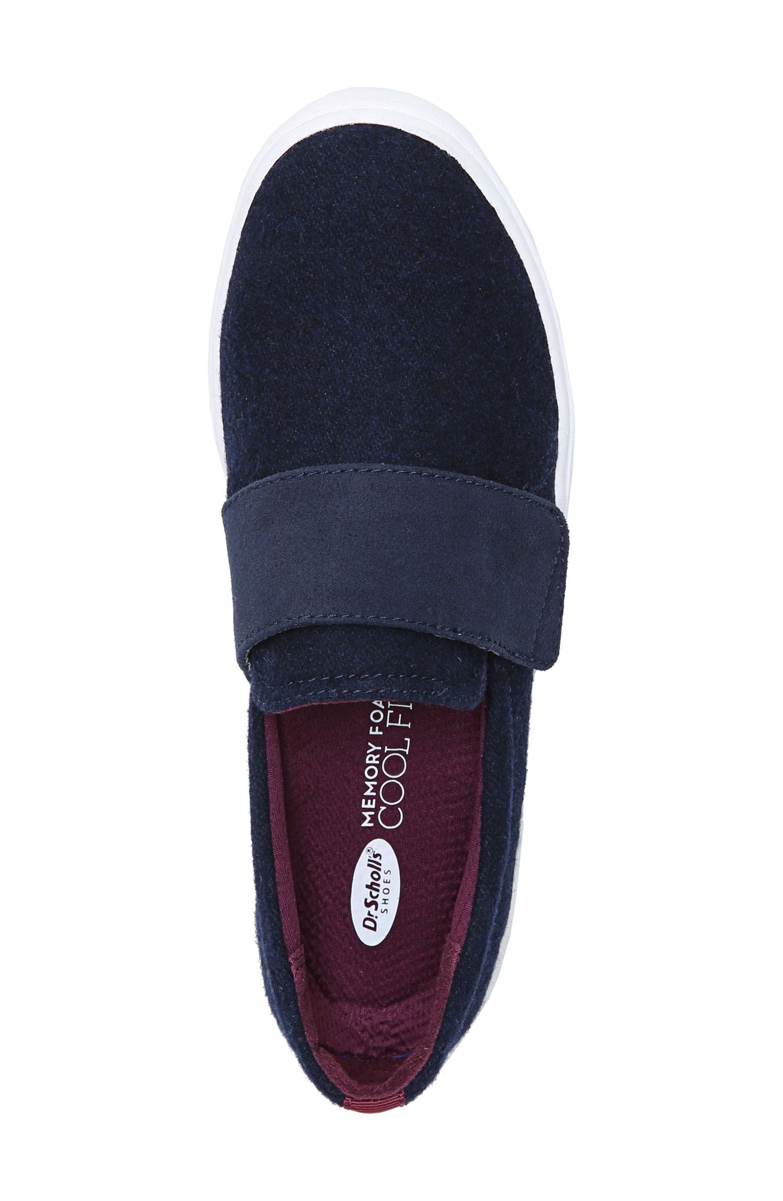 Alternate Image 5  - Dr. Scholl's Wander Band Slip-On Sneaker (Women)