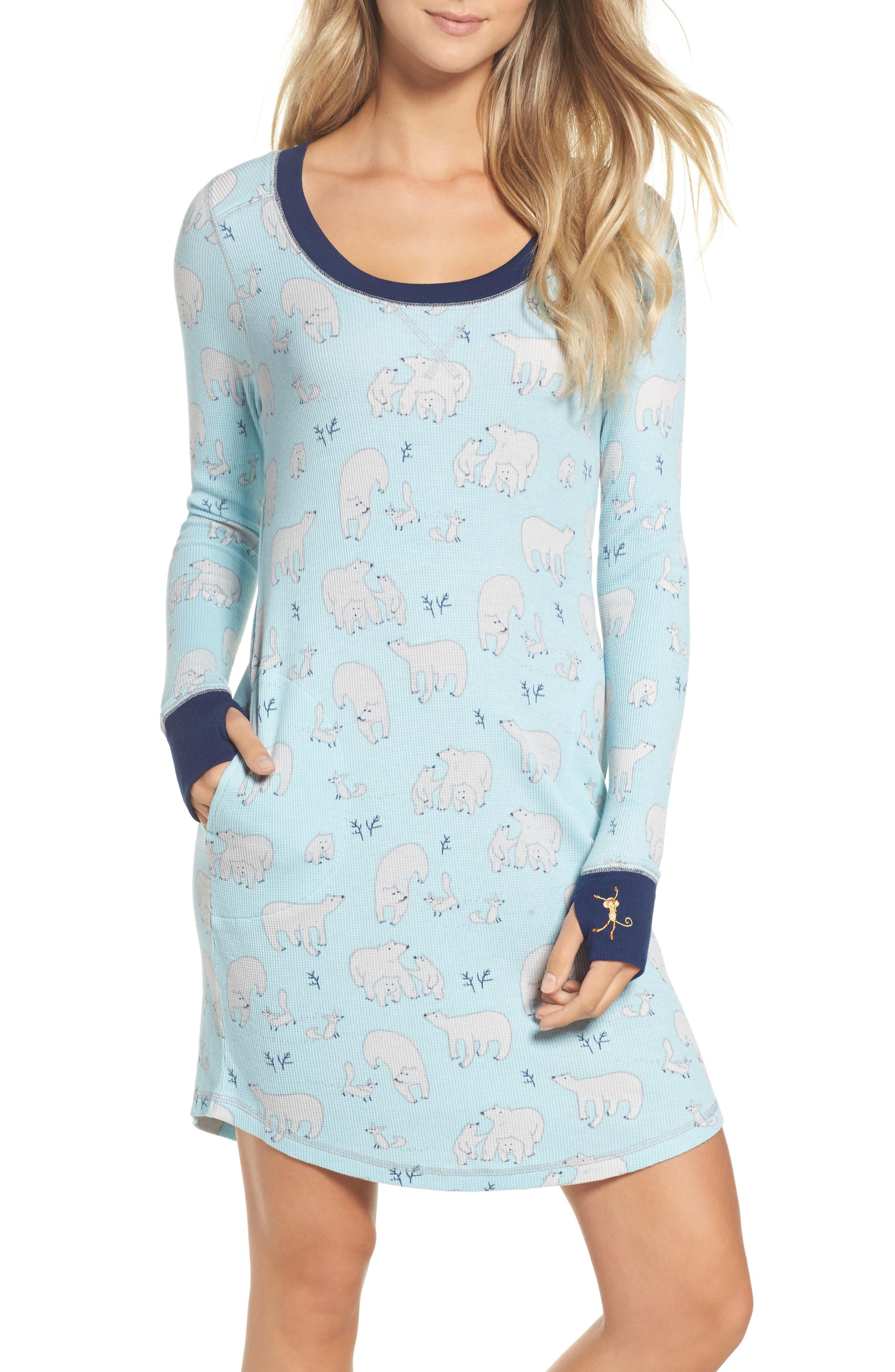 Munki Munki Thermal Nightgown