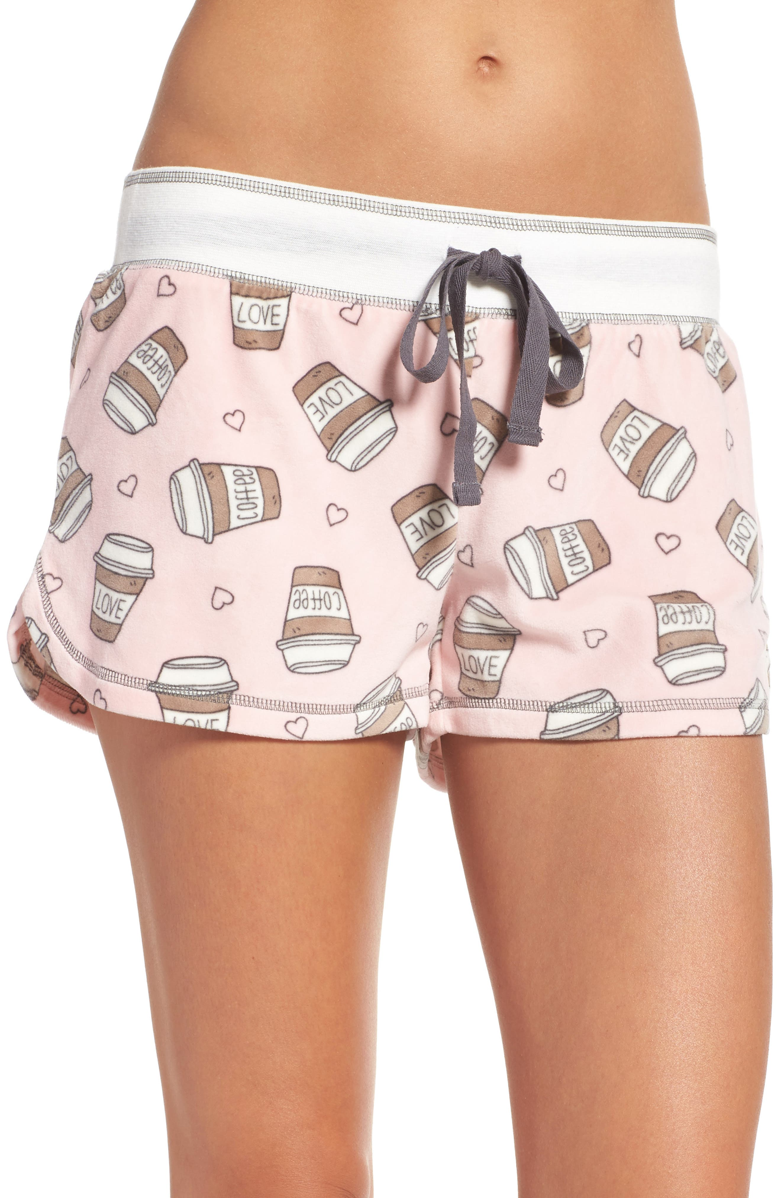 PJ Salvage Velour Shorts