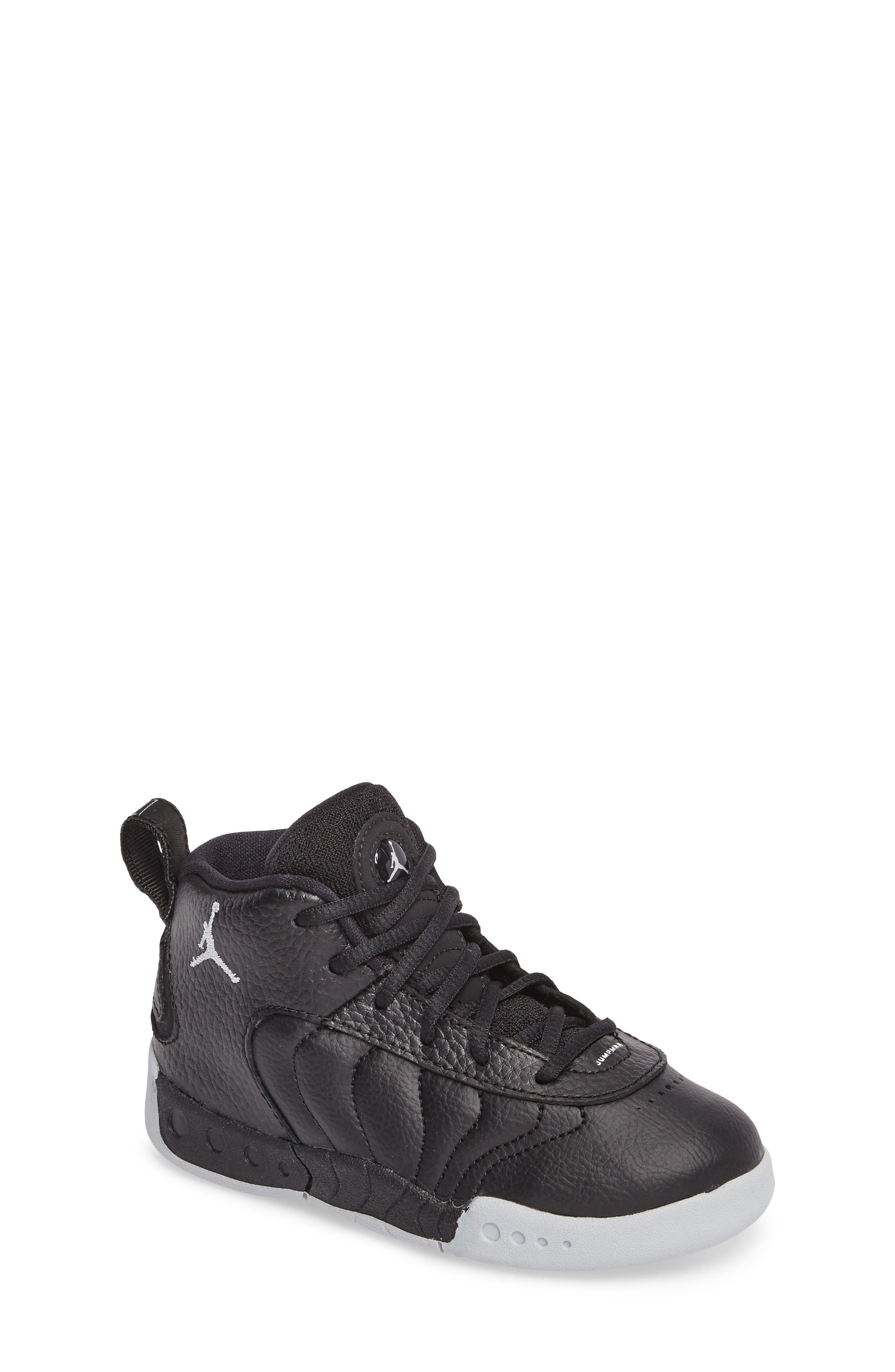 Alternate Image 1 Selected - Nike Jordan Jumpman Pro BT Mid Top Sneaker (Baby, Walker & Toddler)
