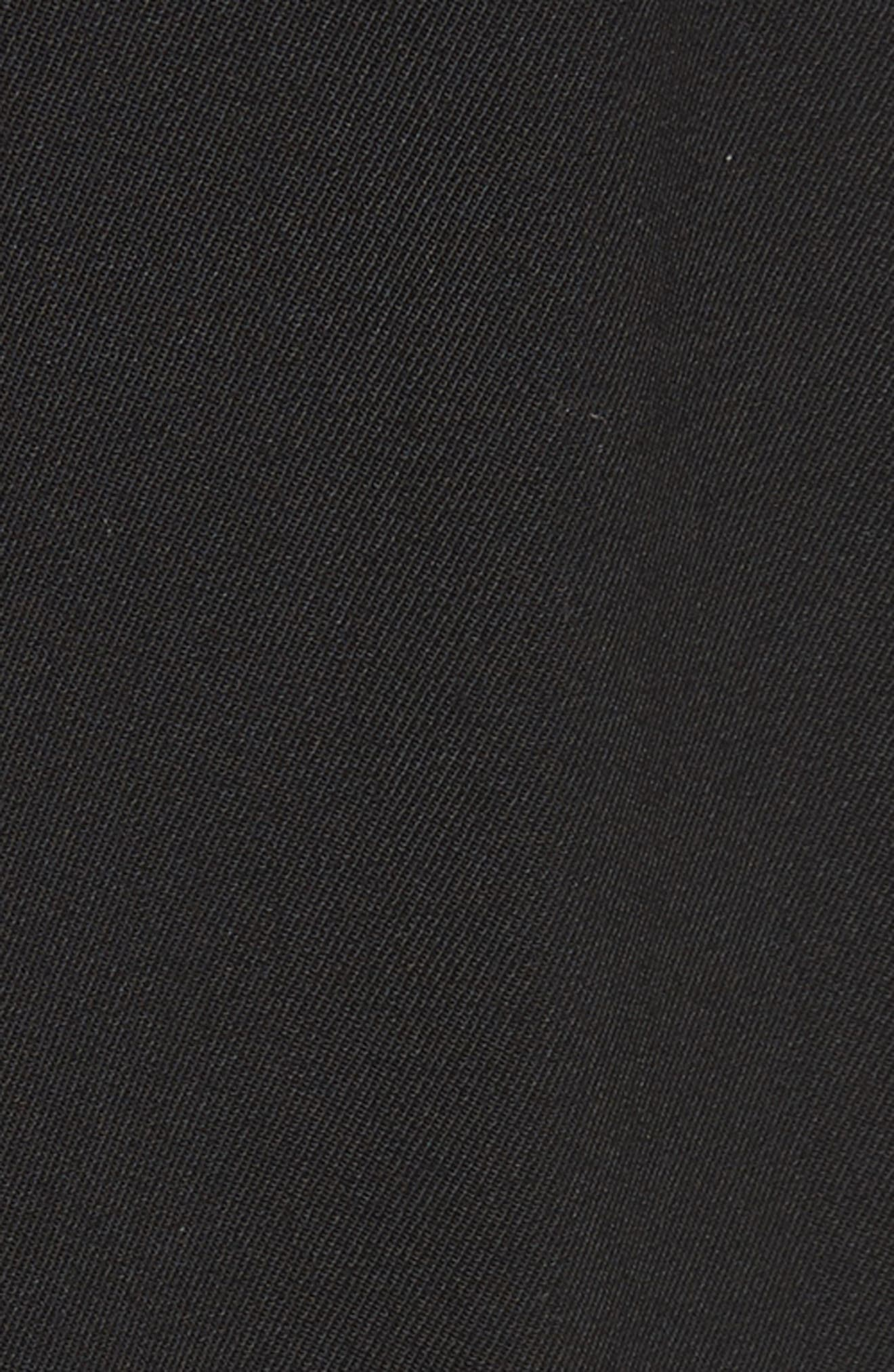 Alternate Image 5  - Rebecca Stretch Wool Tuxedo Pants