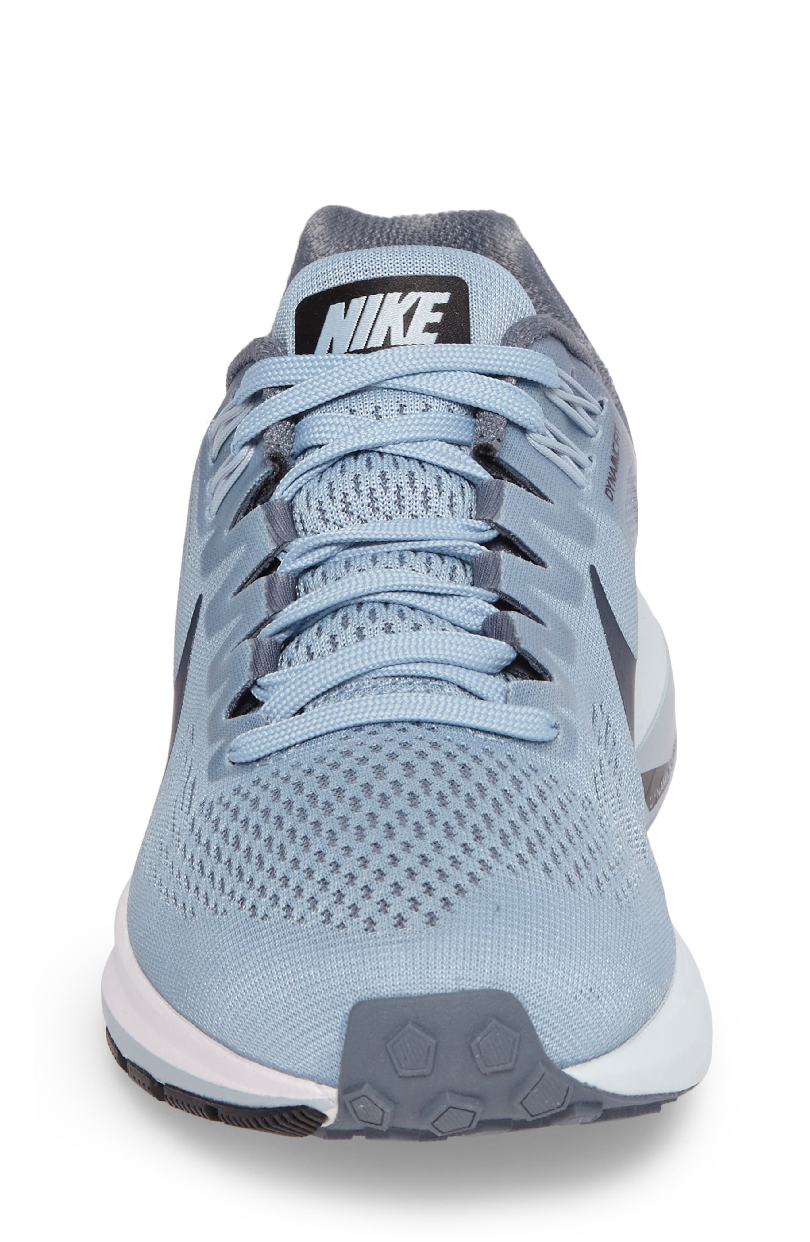 Air Zoom Structure 21 Running Shoe,                             Alternate thumbnail 4, color,                             Armory Blue/ Cirrus Blue