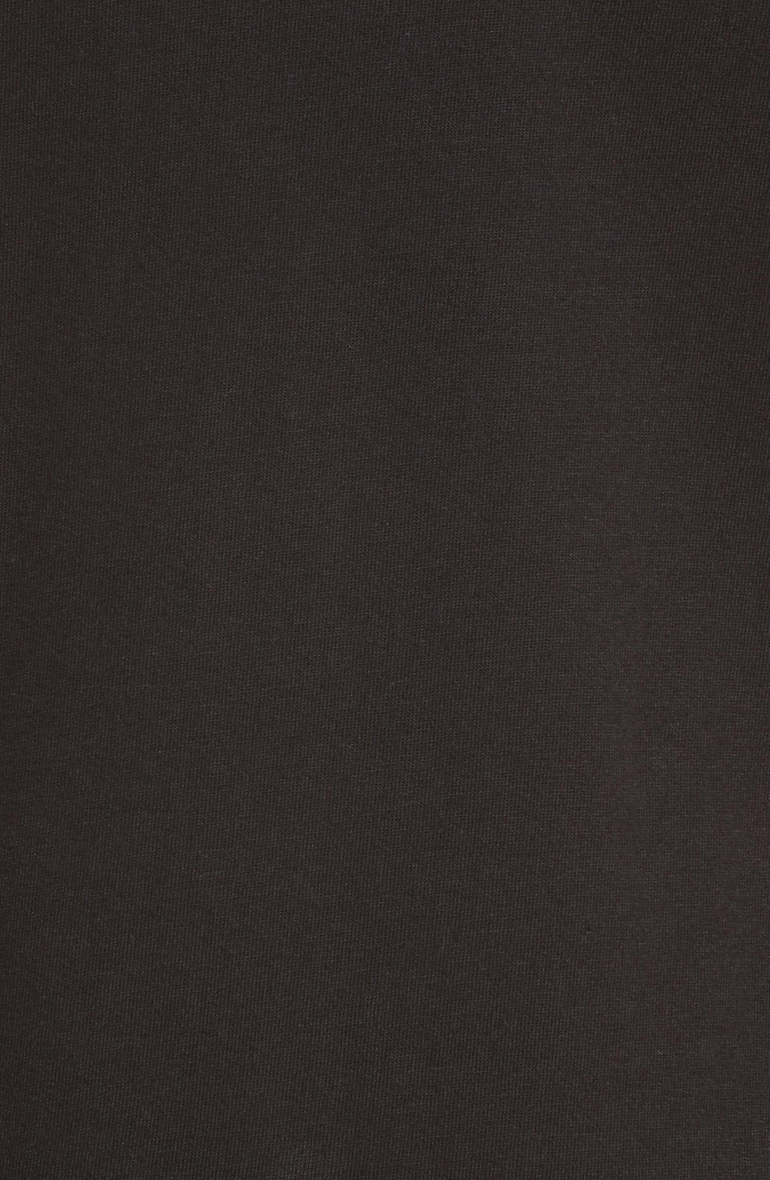 Alternate Image 5  - Proenza Schouler PSWL Embroidered Jersey Turtleneck