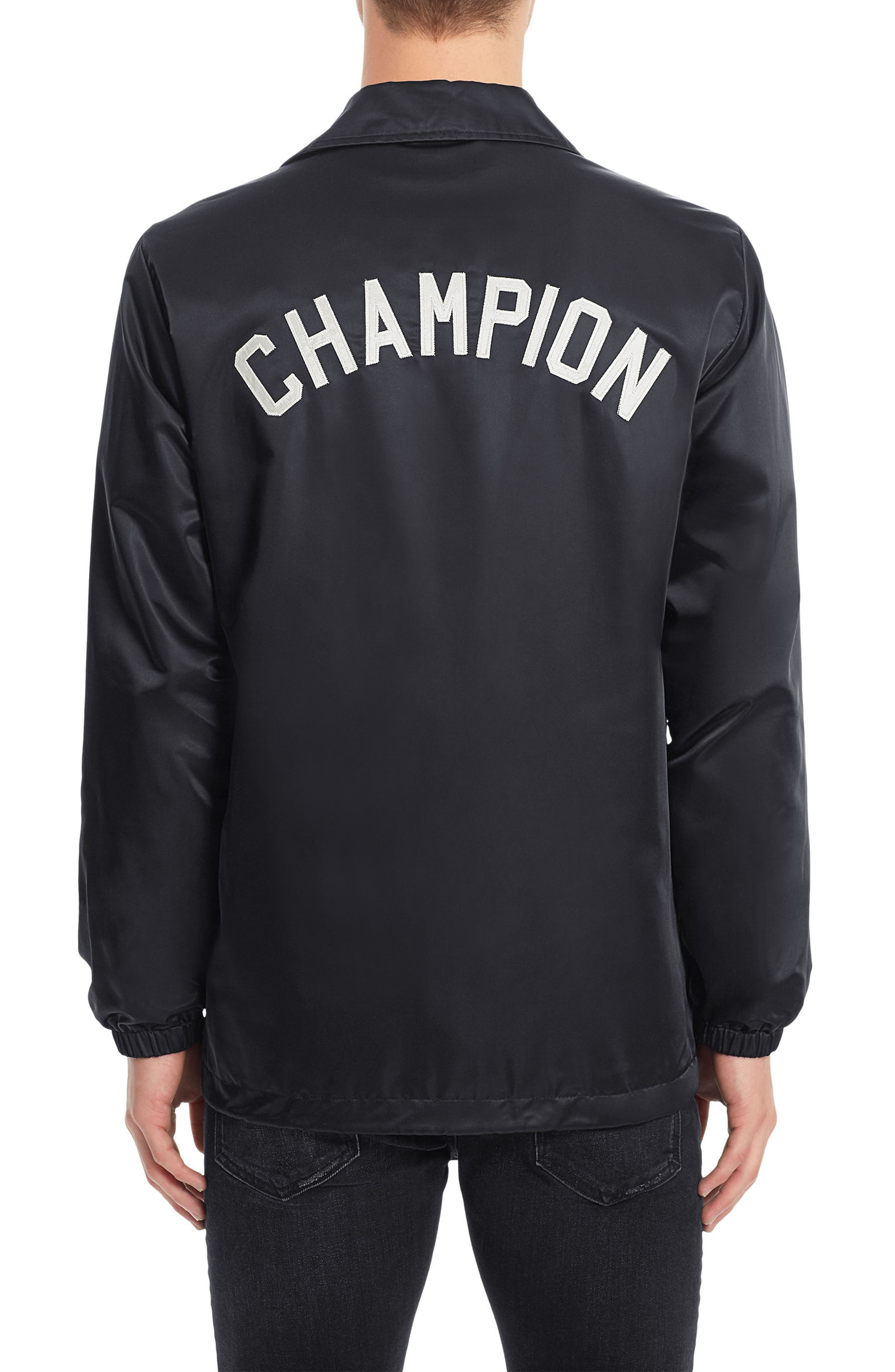 Alternate Image 2  - Champion Coach's Jacket
