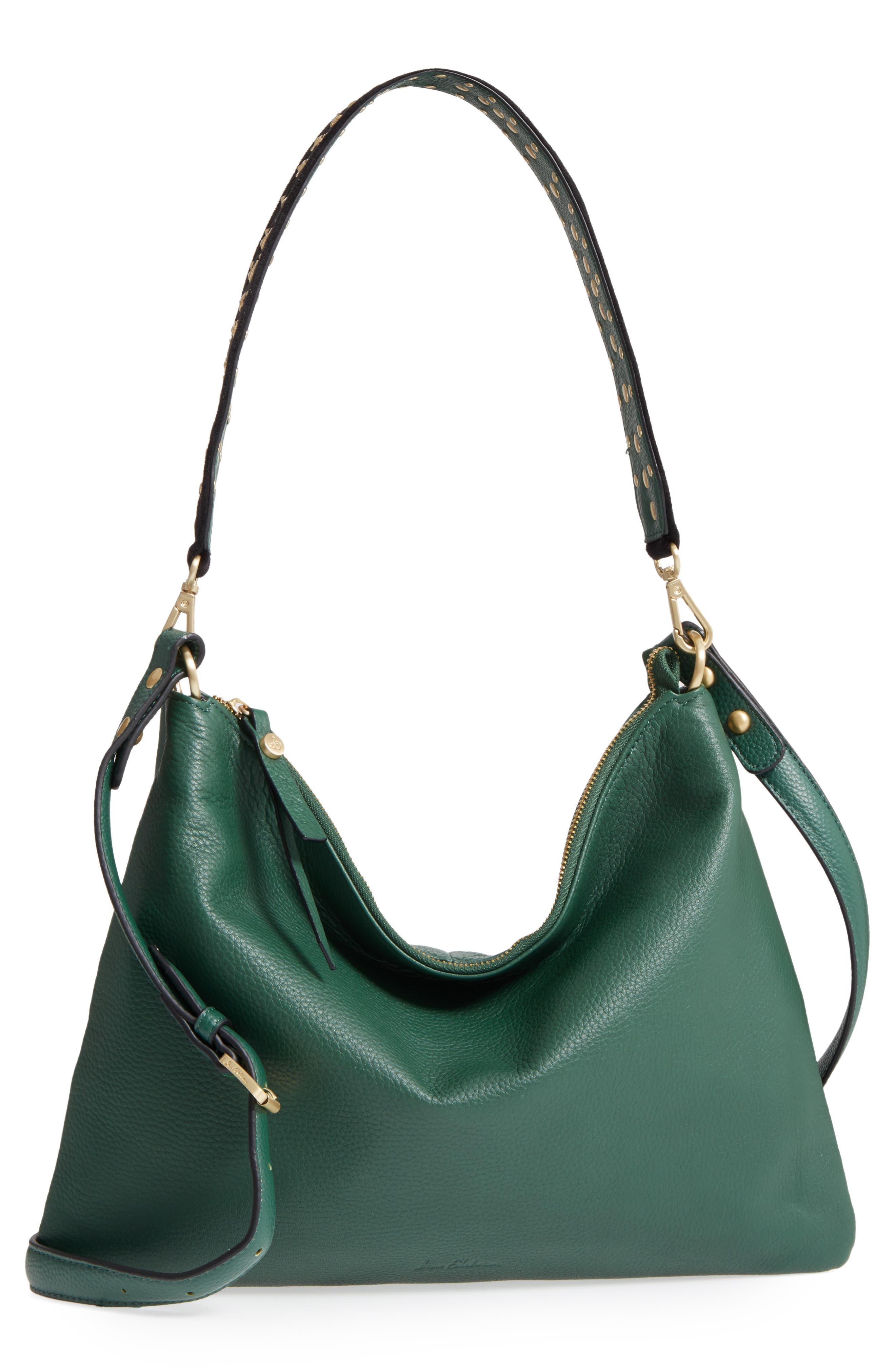 Alternate Image 1 Selected - Sam Edelman Raelyn Leather Shoulder Bag