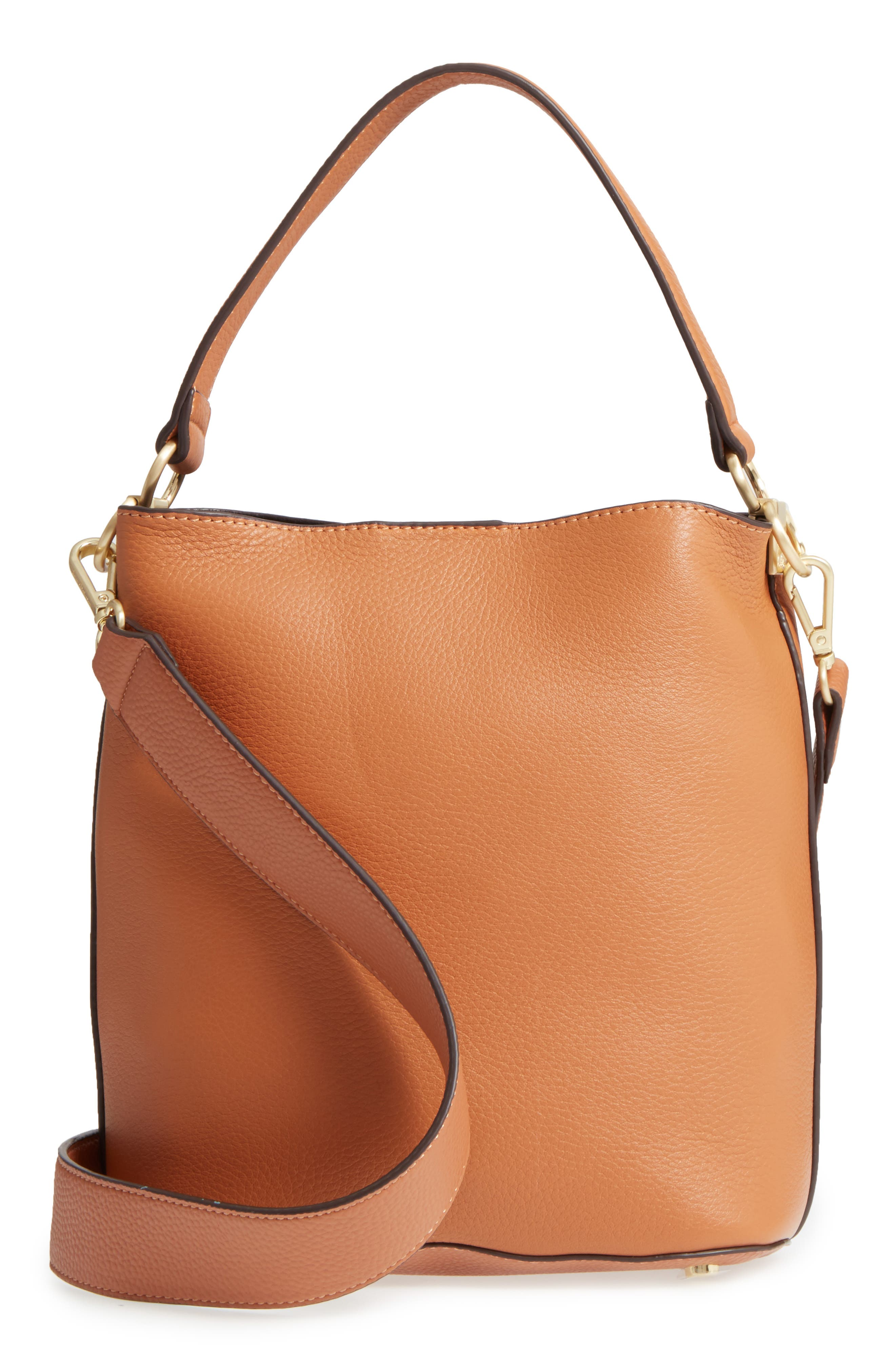 Sam Edelman Small Nya Faux Leather Bucket Bag