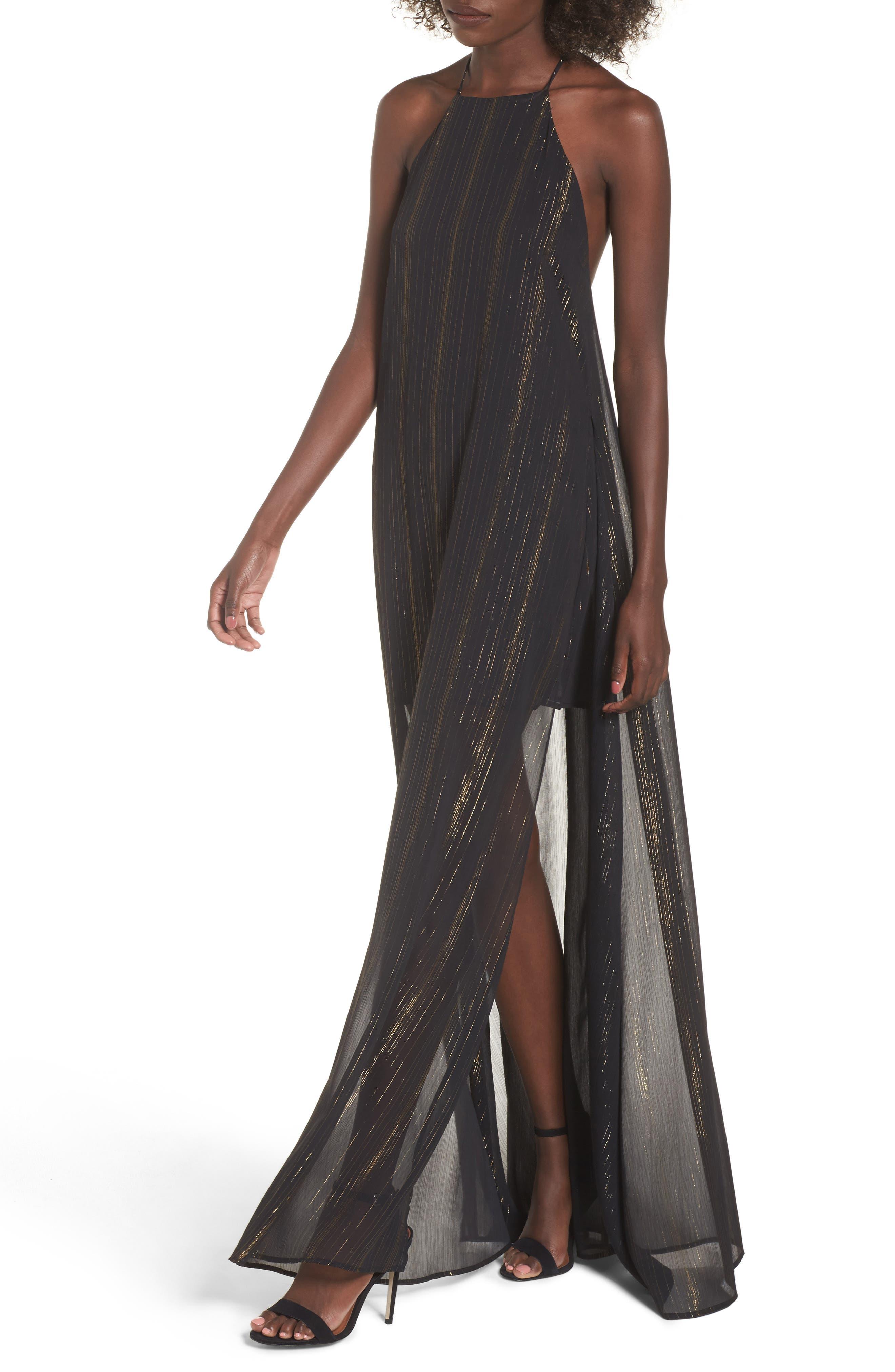 Alternate Image 1 Selected - Show Me Your Mumu Bronte Maxi Dress