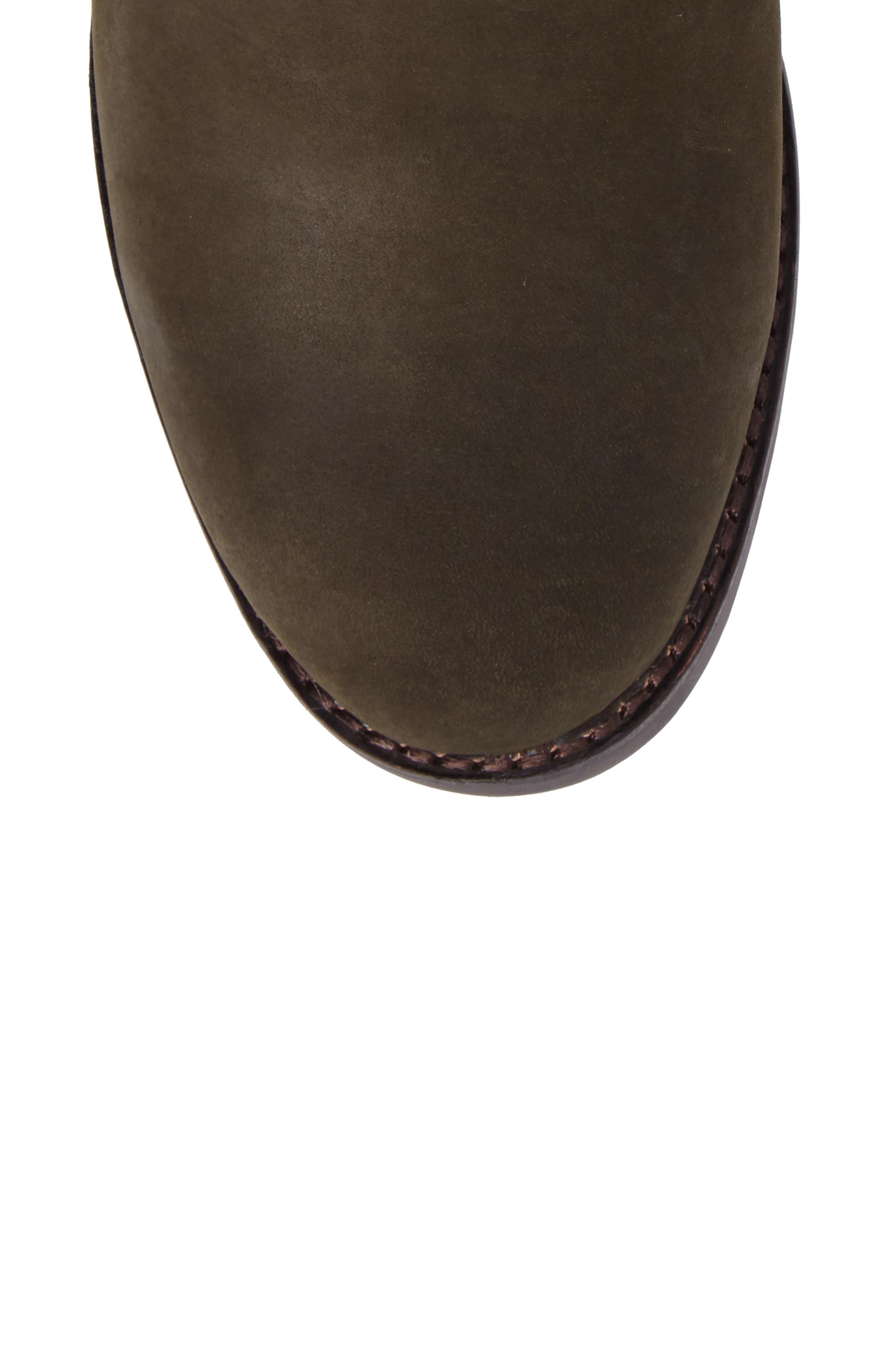 Alternate Image 5  - UGG® Niels Water Resistant Genuine Shearling Boot (Women)