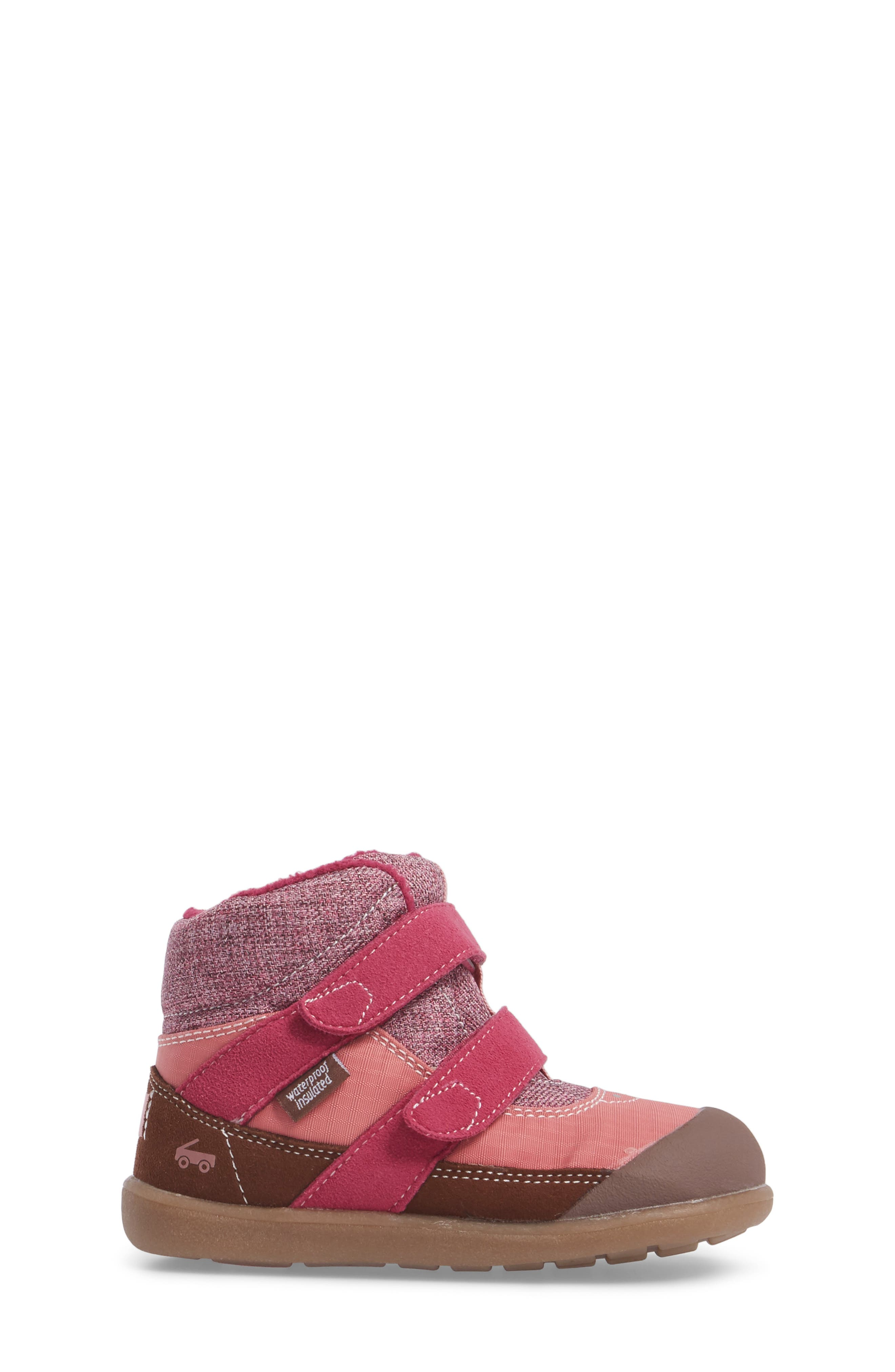 Alternate Image 3  - See Kai Run Atlas Waterproof Boot (Baby, Walker & Toddler)