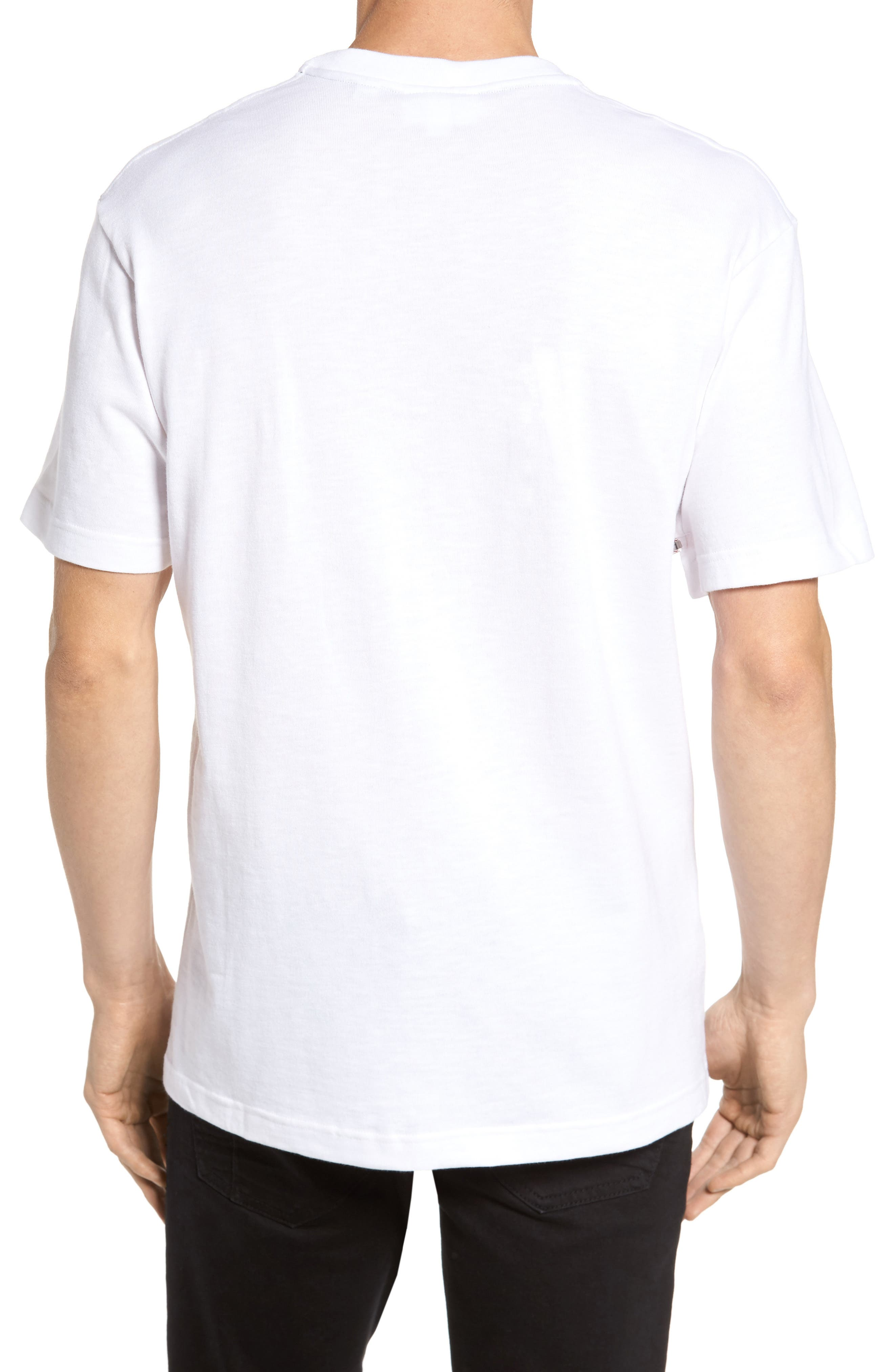 Alternate Image 2  - Lacoste Mouline T-Shirt