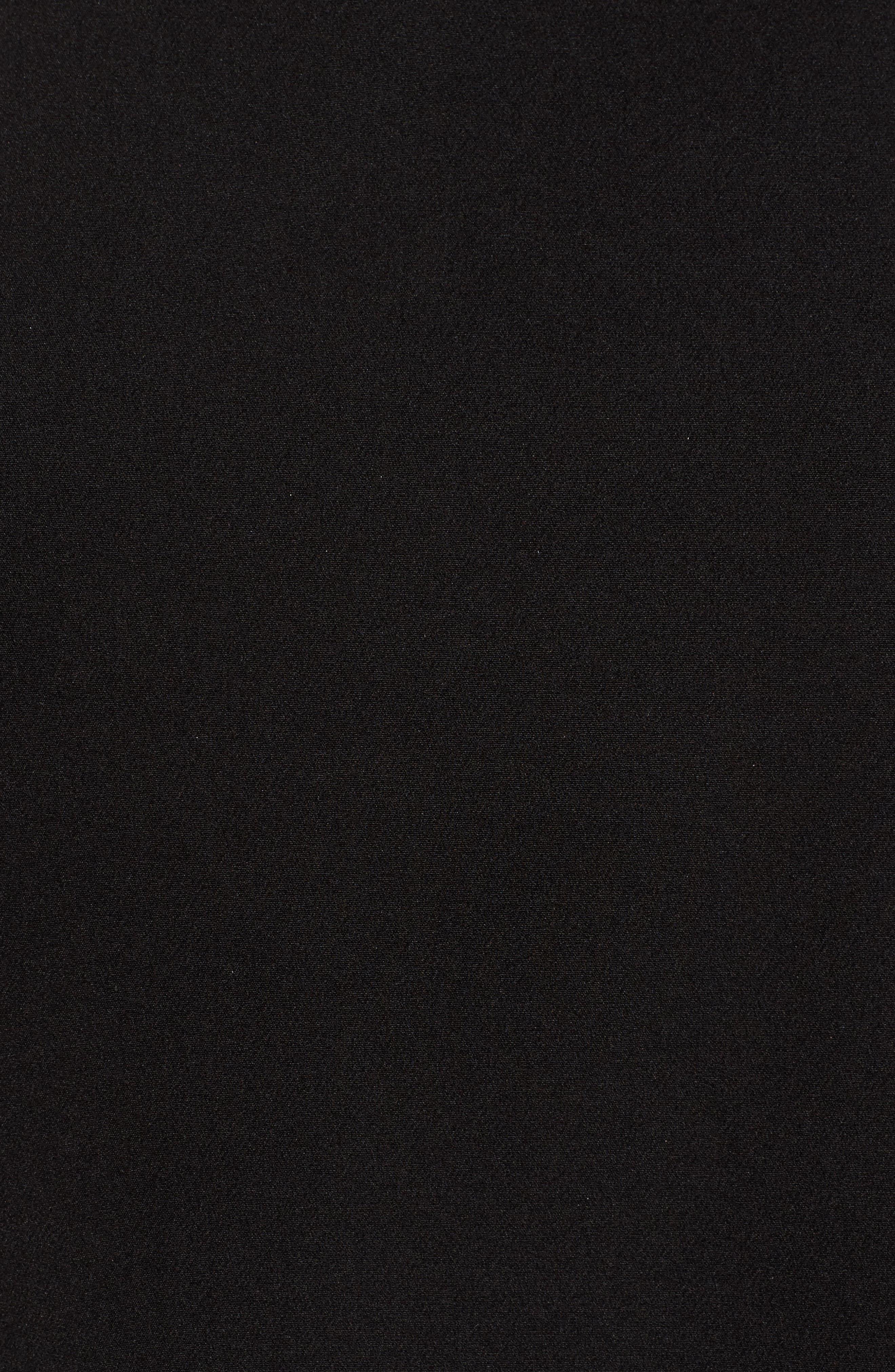 Alternate Image 5  - Halogen Bow Back Ponte Shift Dress