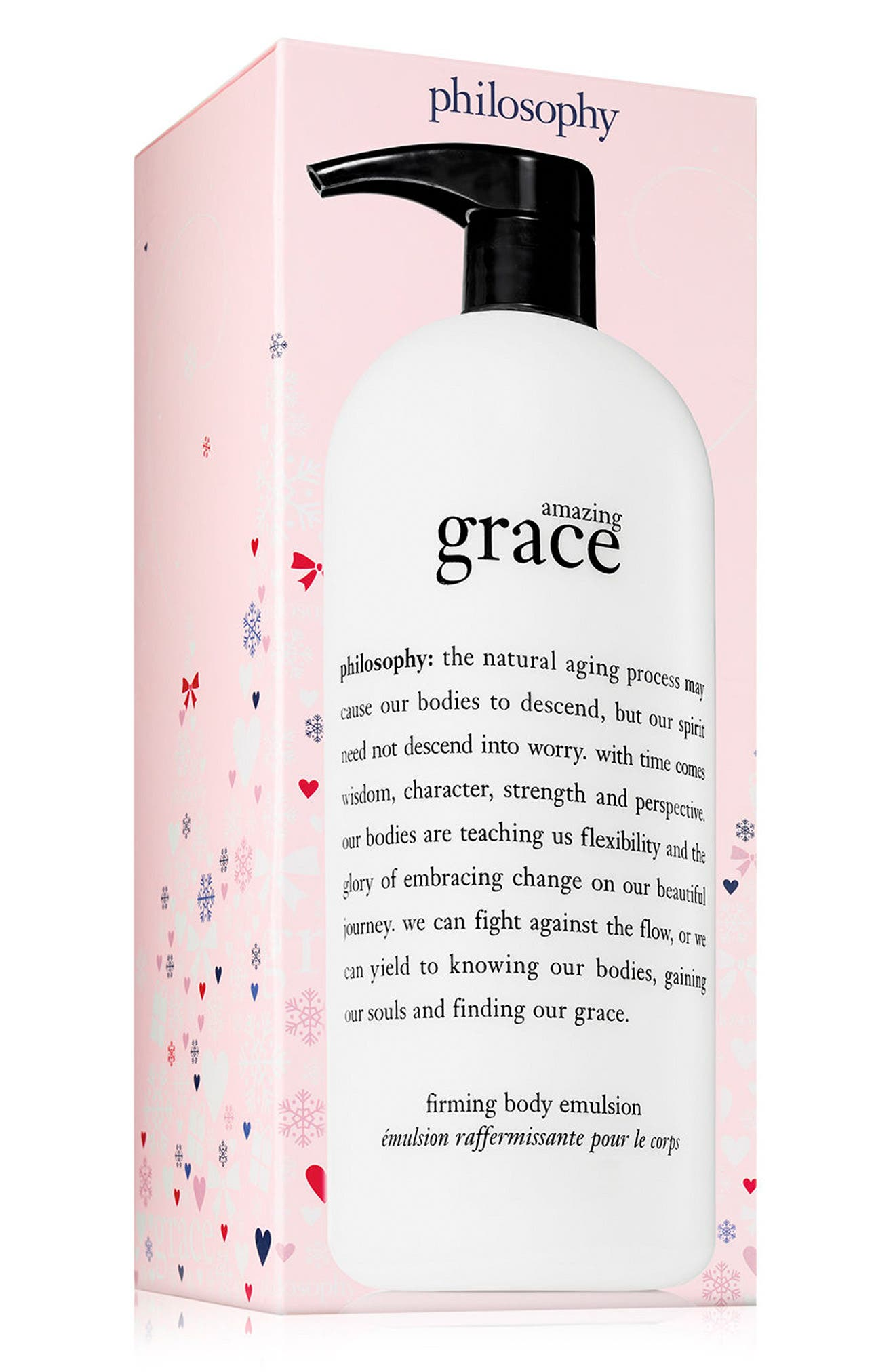 philosophy amazing grace firming body emulsion (Limited Edition)