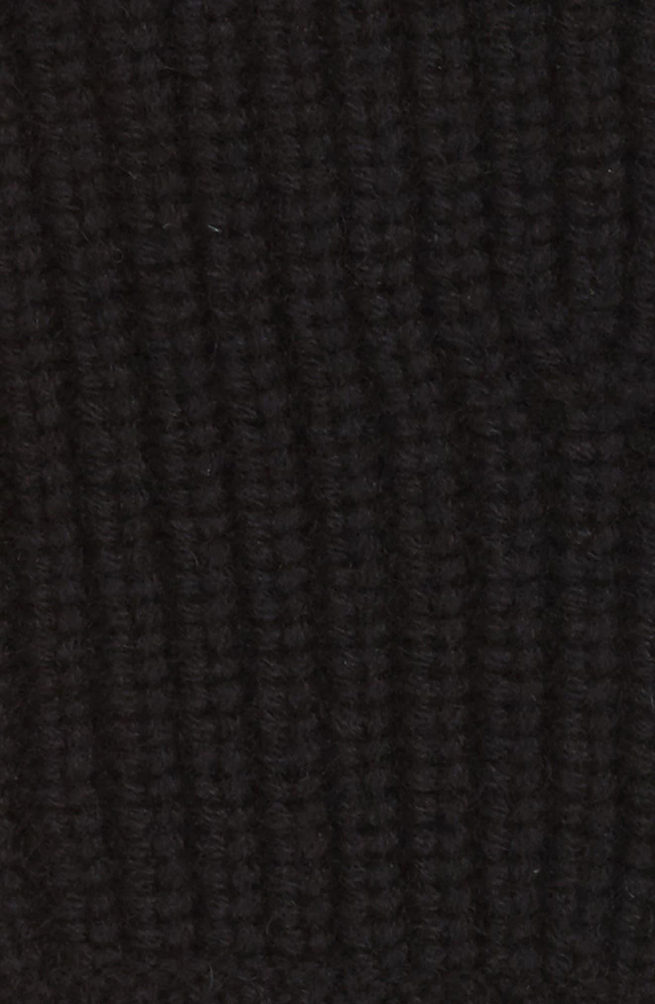 Alternate Image 2  - rag & bone Ace Cashmere Knit Fingerless Gloves