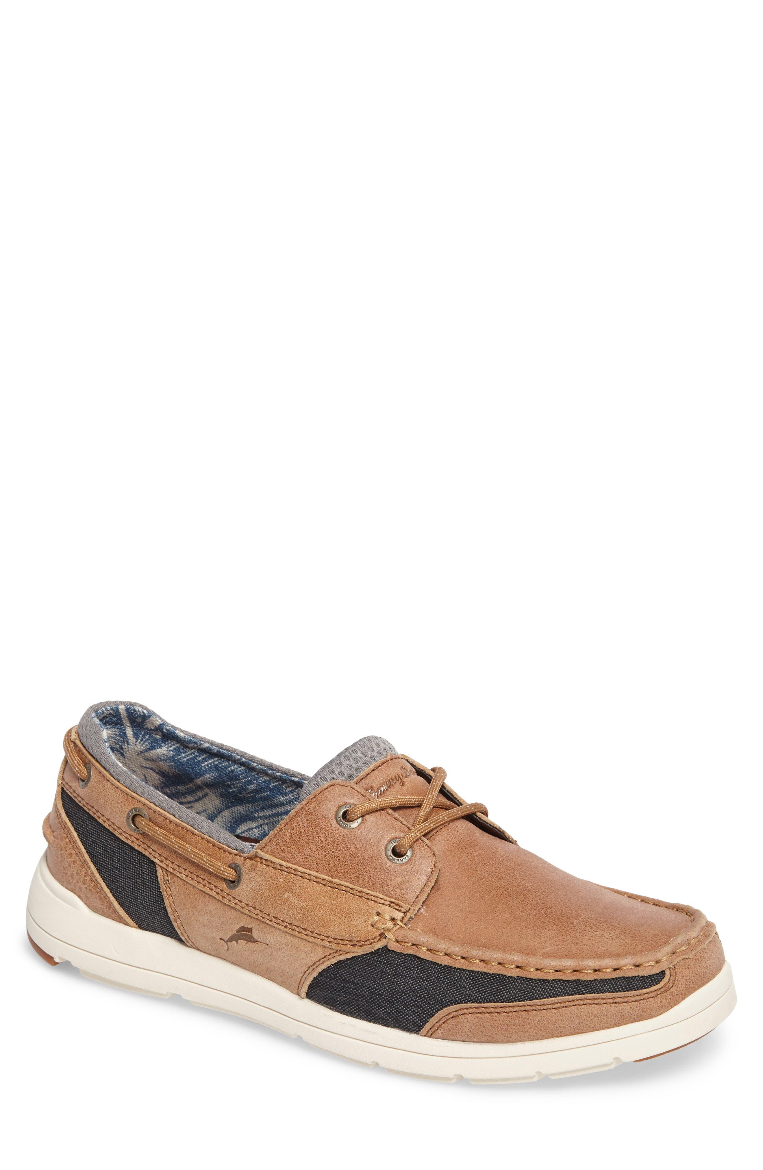Tommy Bahama Spectator Boat Shoe (Men)