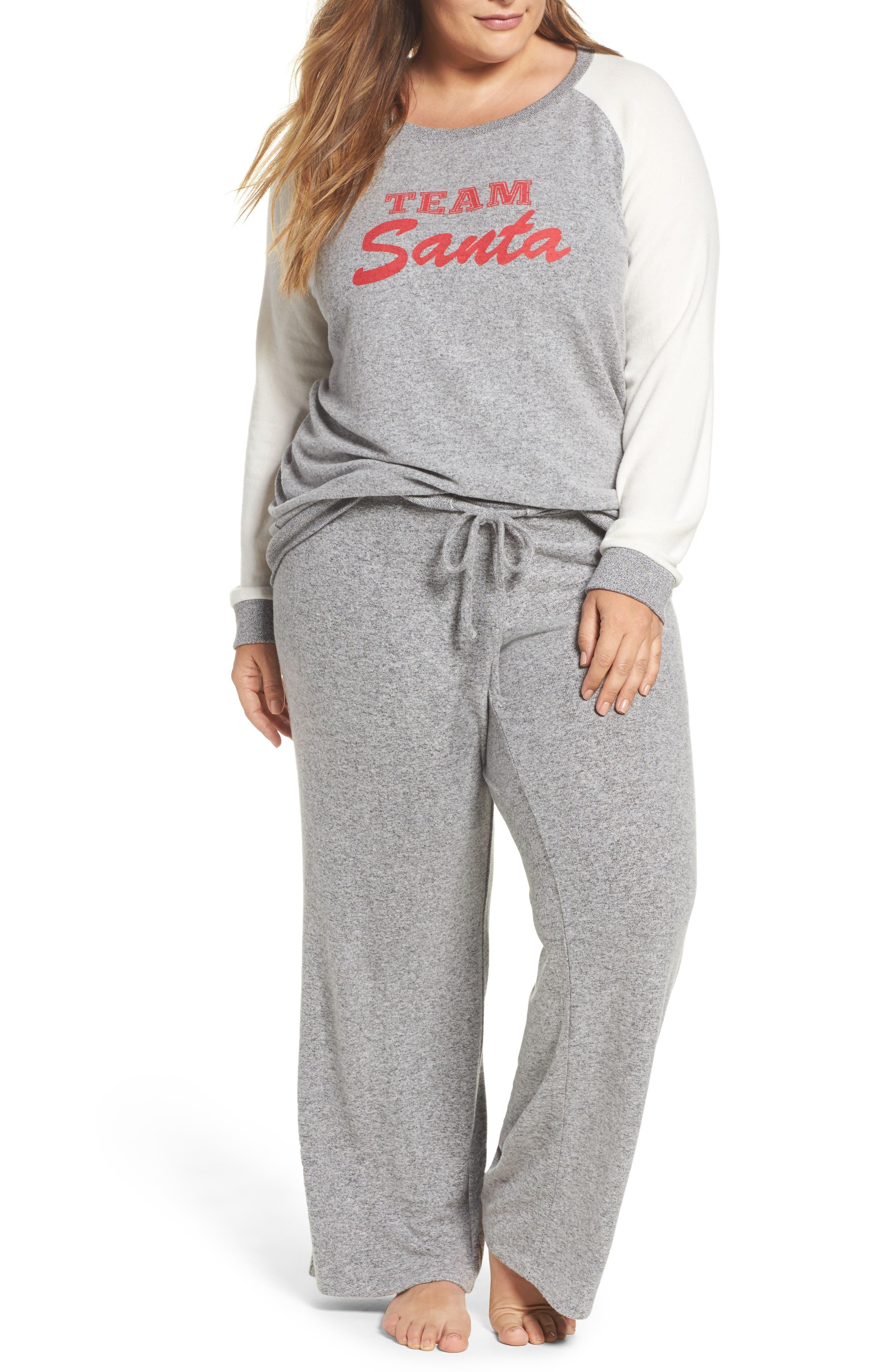 Make + Model Sweater & Pants (Plus Size)