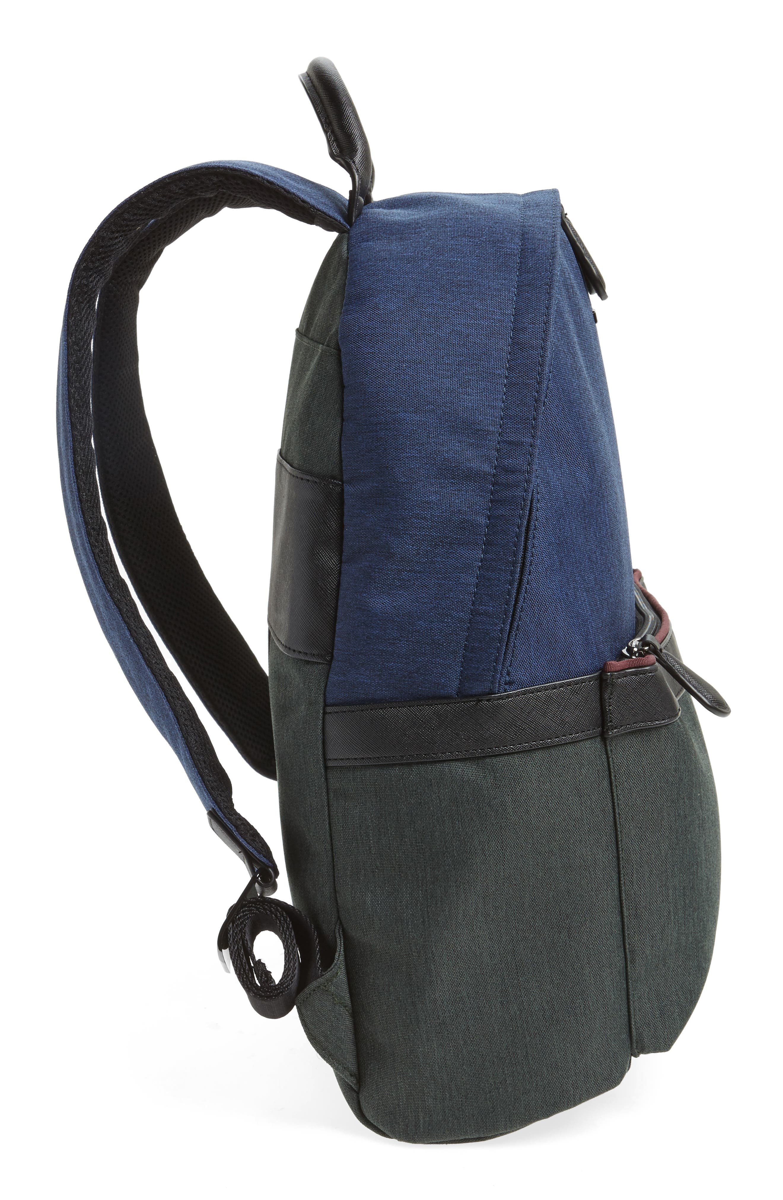 Zirabi Backpack,                             Alternate thumbnail 5, color,                             Blue