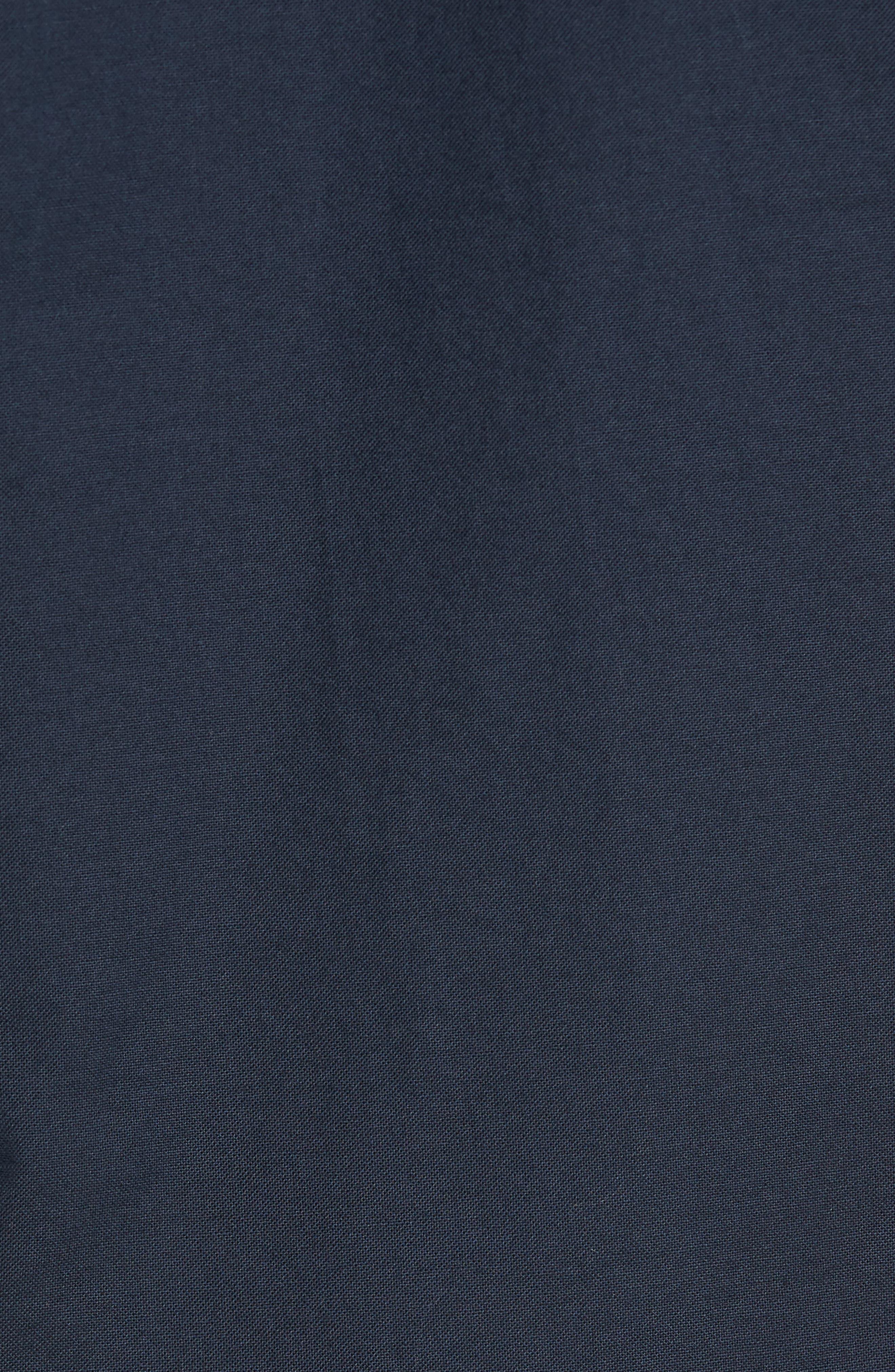 Alternate Image 5  - AG Caleb Slim Fit Twill Sport Shirt