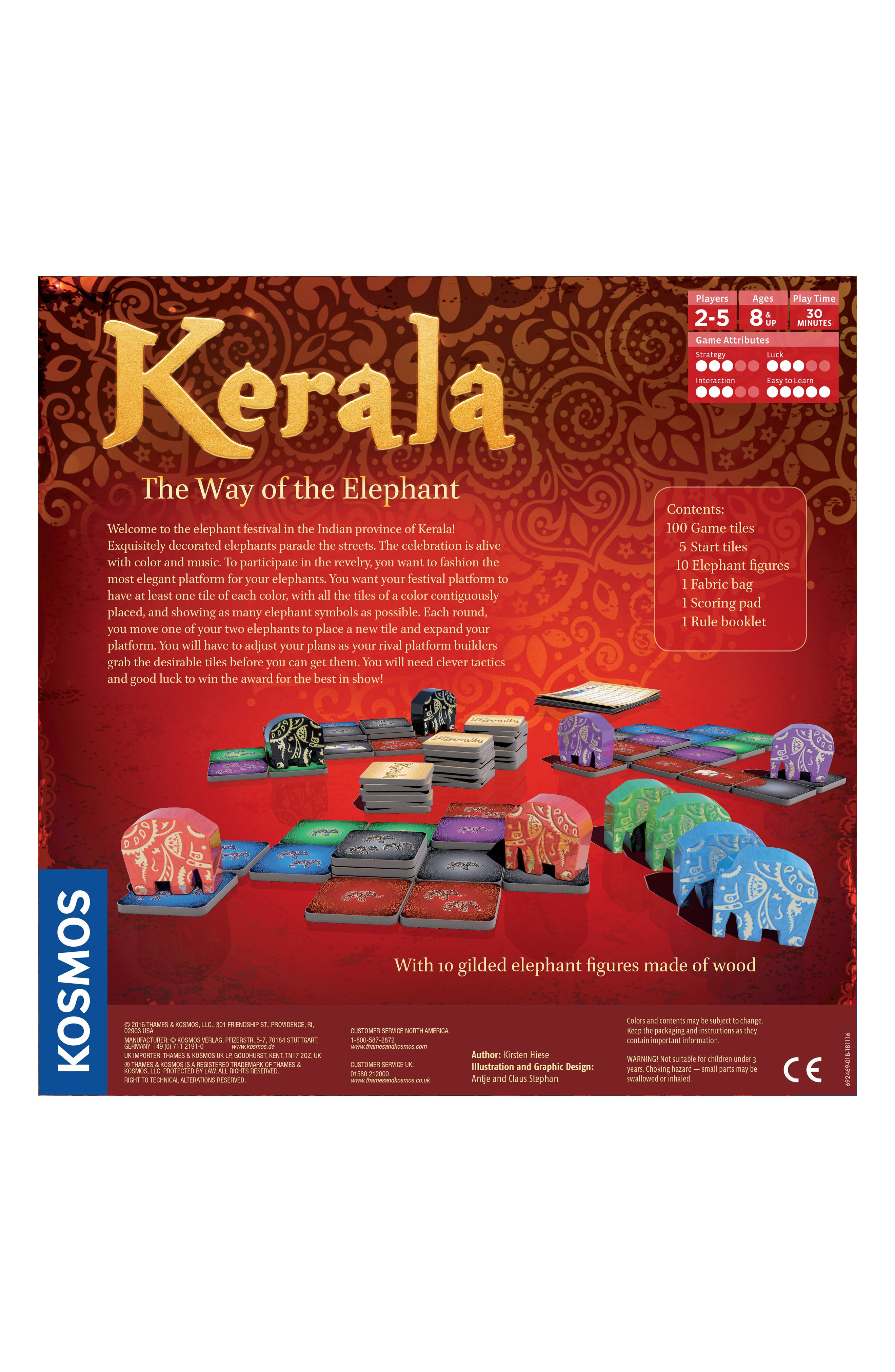 Alternate Image 3  - Thames & Kosmos Kerala Board Game