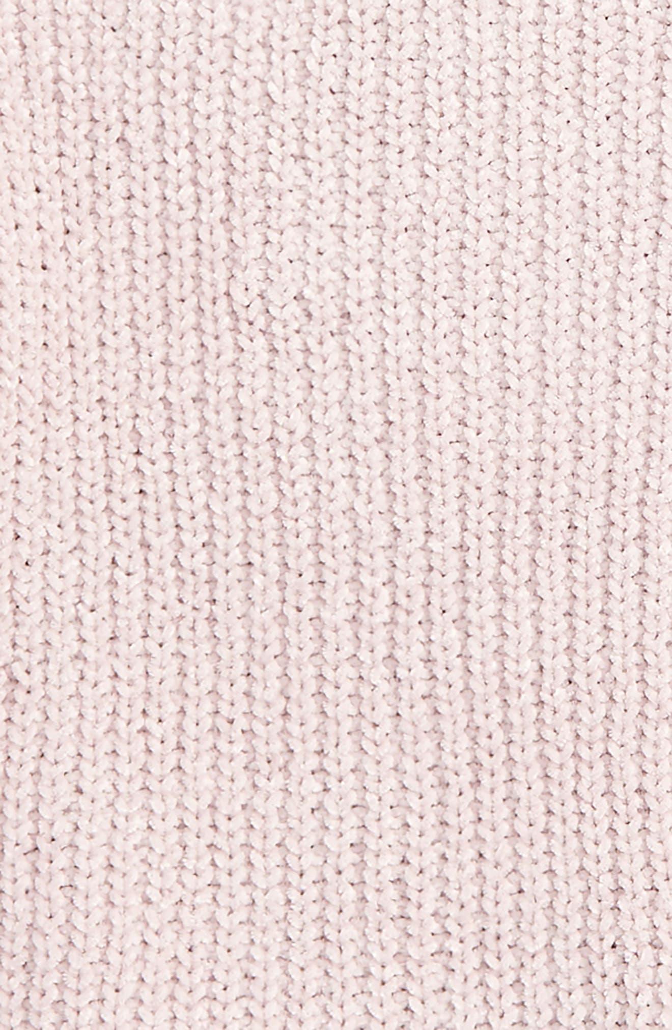 Alternate Image 2  - Treasure & Bond Ruffle Sweater (Big Girls)