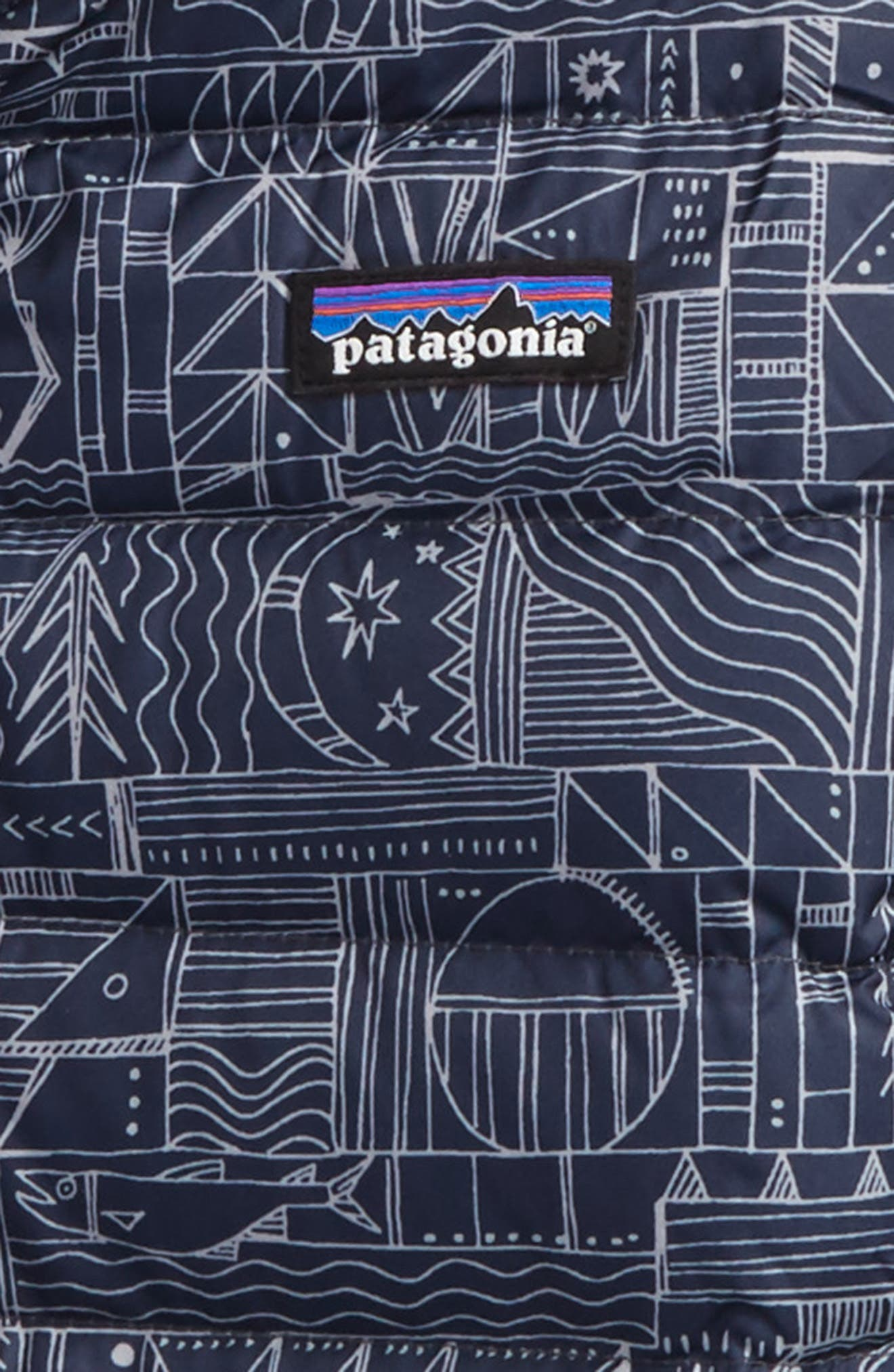 Alternate Image 2  - Patagonia Down Sweater Jacket (Little Boys & Big Boys)