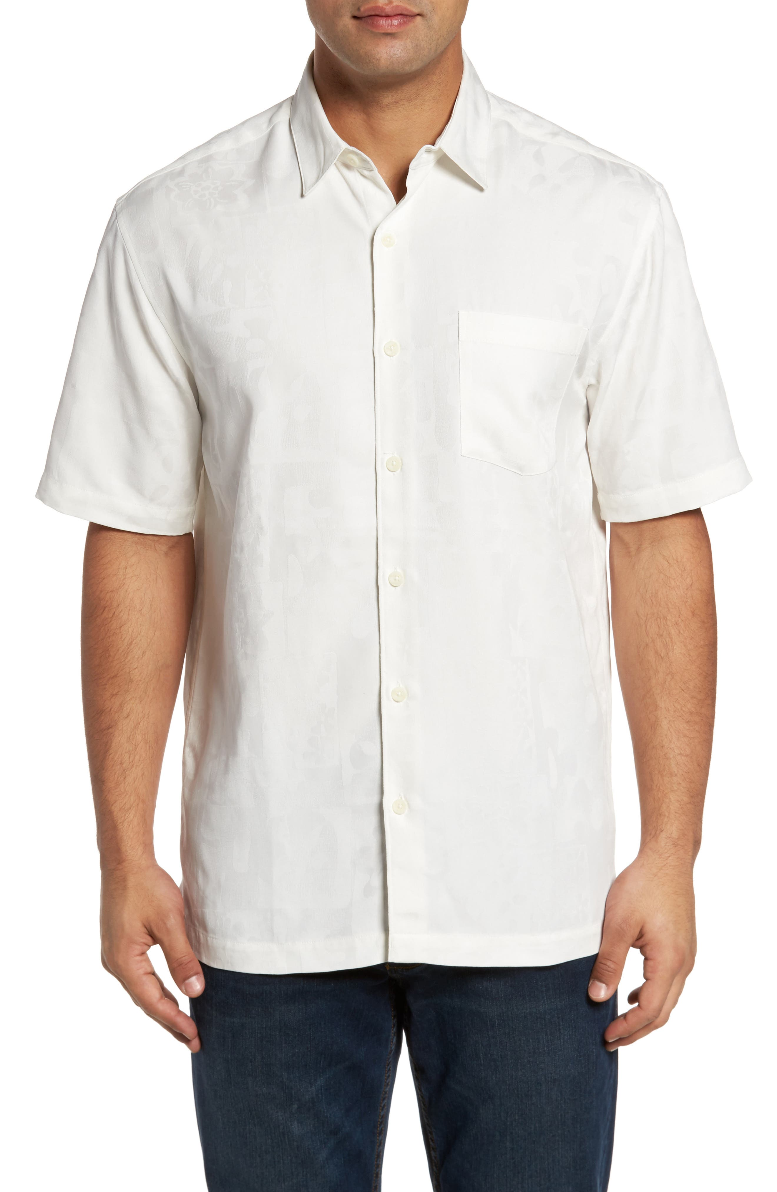 Alternate Image 1 Selected - Kahala Pahu Classic Fit Sport Shirt