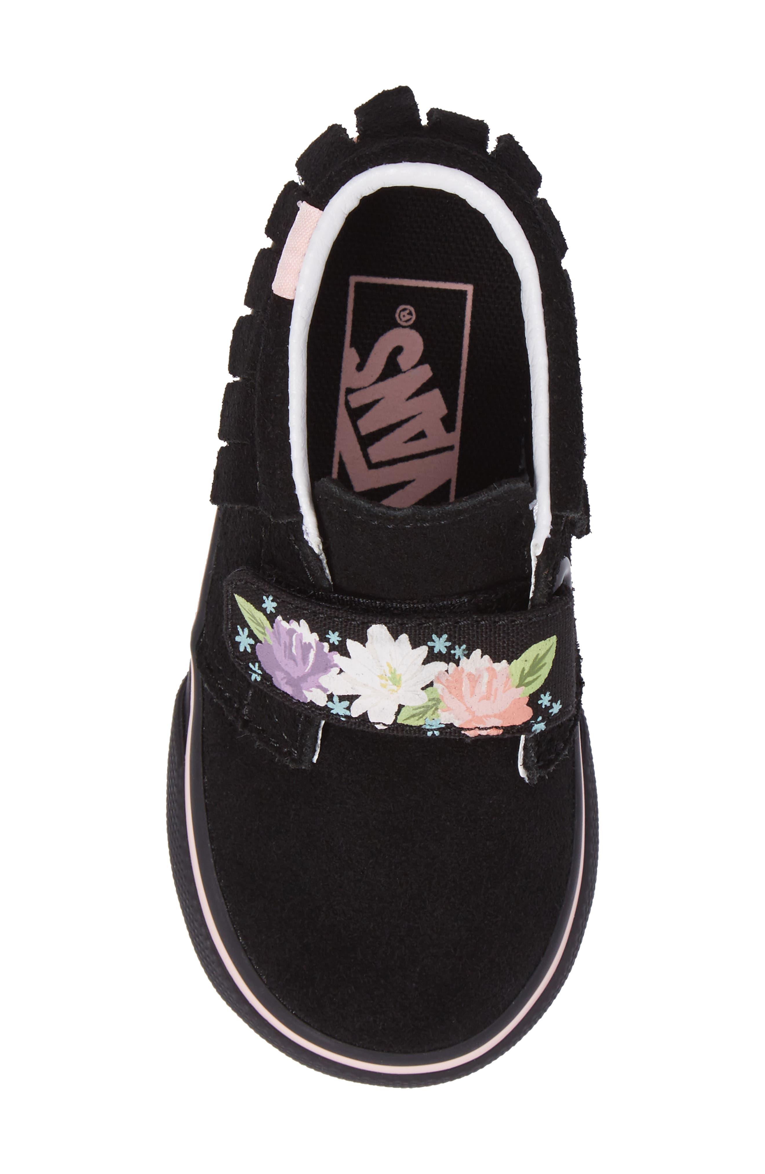 Alternate Image 5  - Vans Chukka V Moc Sneaker (Baby, Walker & Toddler)