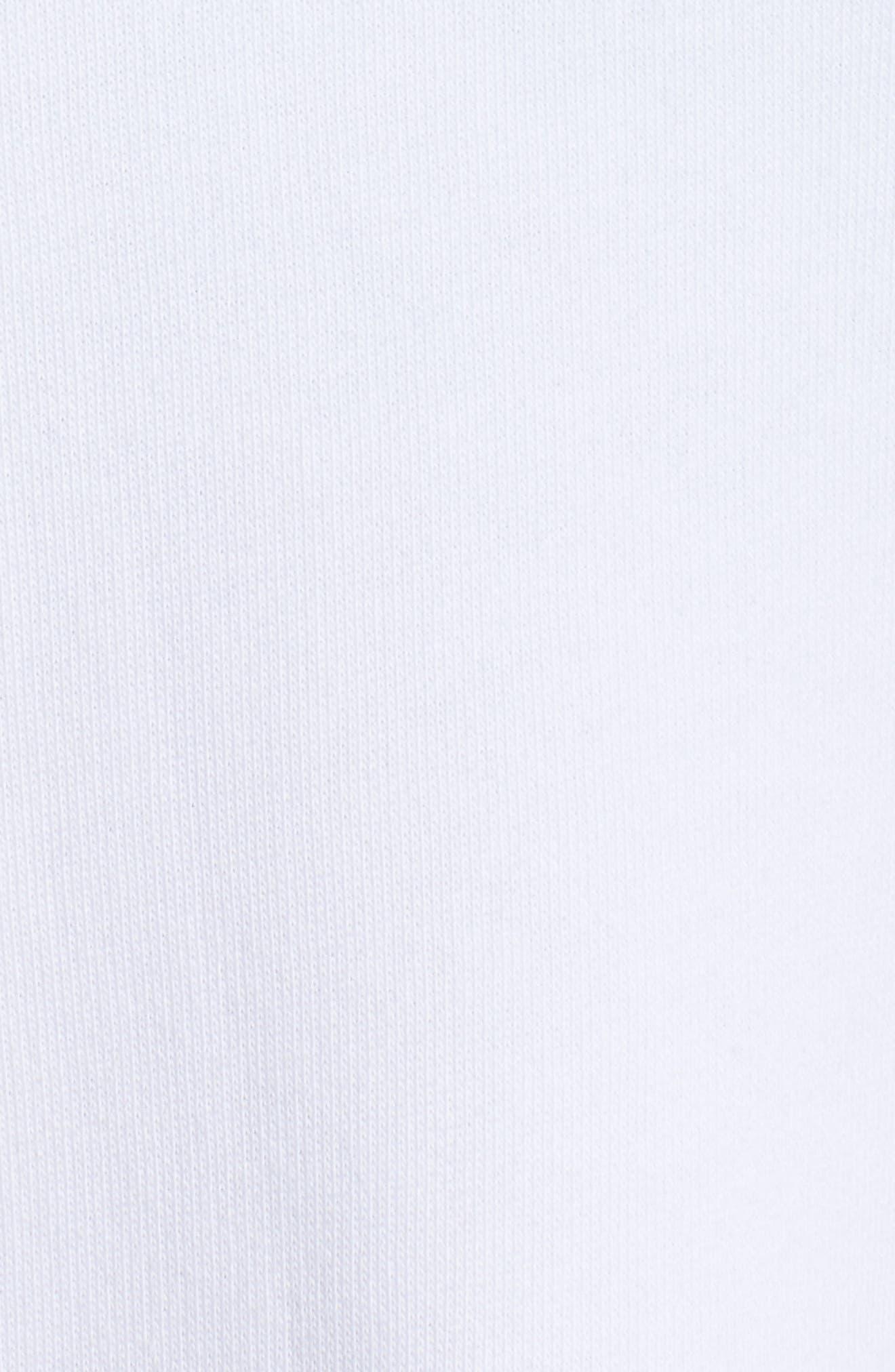 Alternate Image 5  - PUMA Fusion Sweatshirt Dress