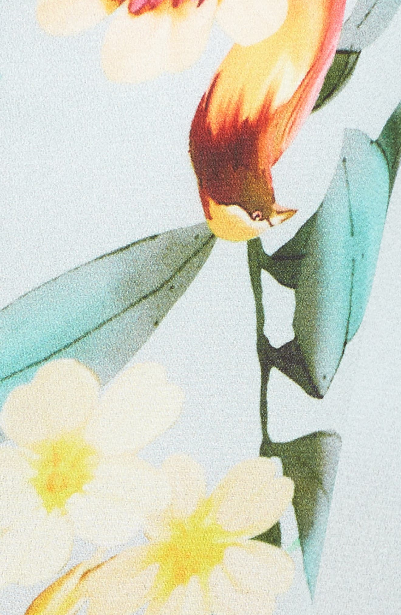 Alternate Image 6  - Flora Nikrooz Alison Floral Kimono Robe