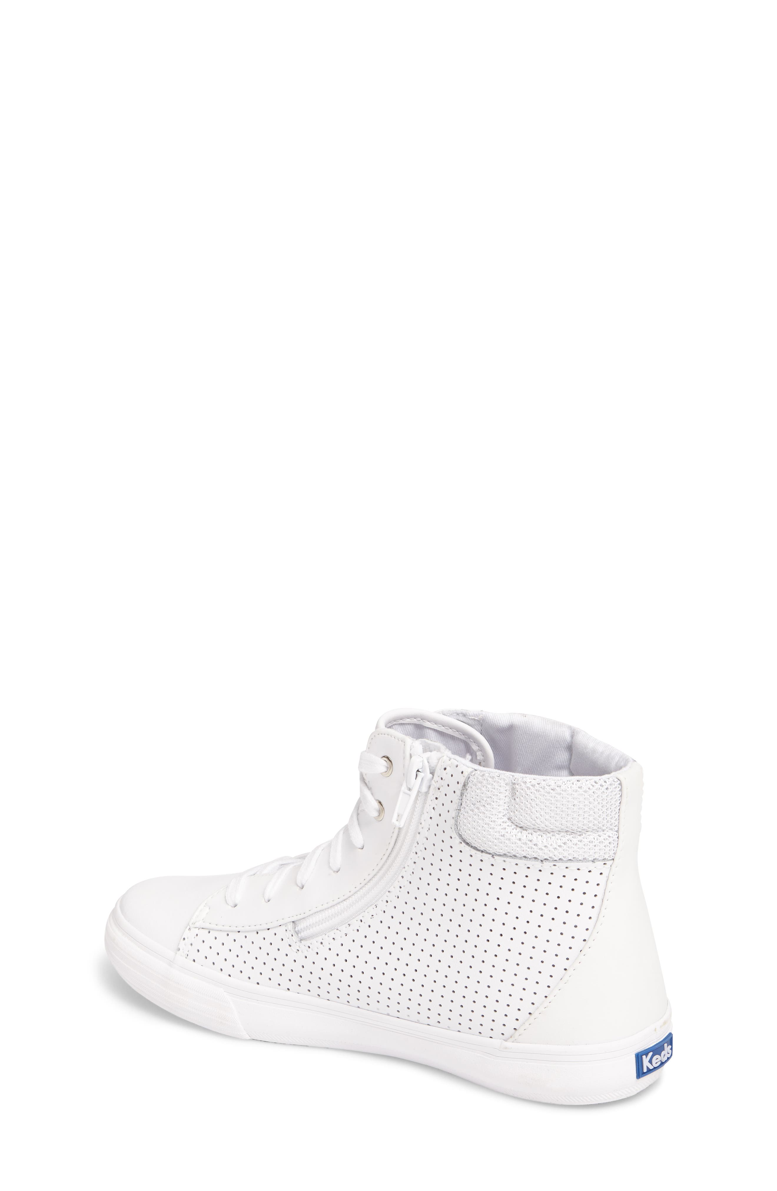 Alternate Image 2  - Keds® Double Up High Top Sneaker (Toddler, Little Kid & Big Kid)