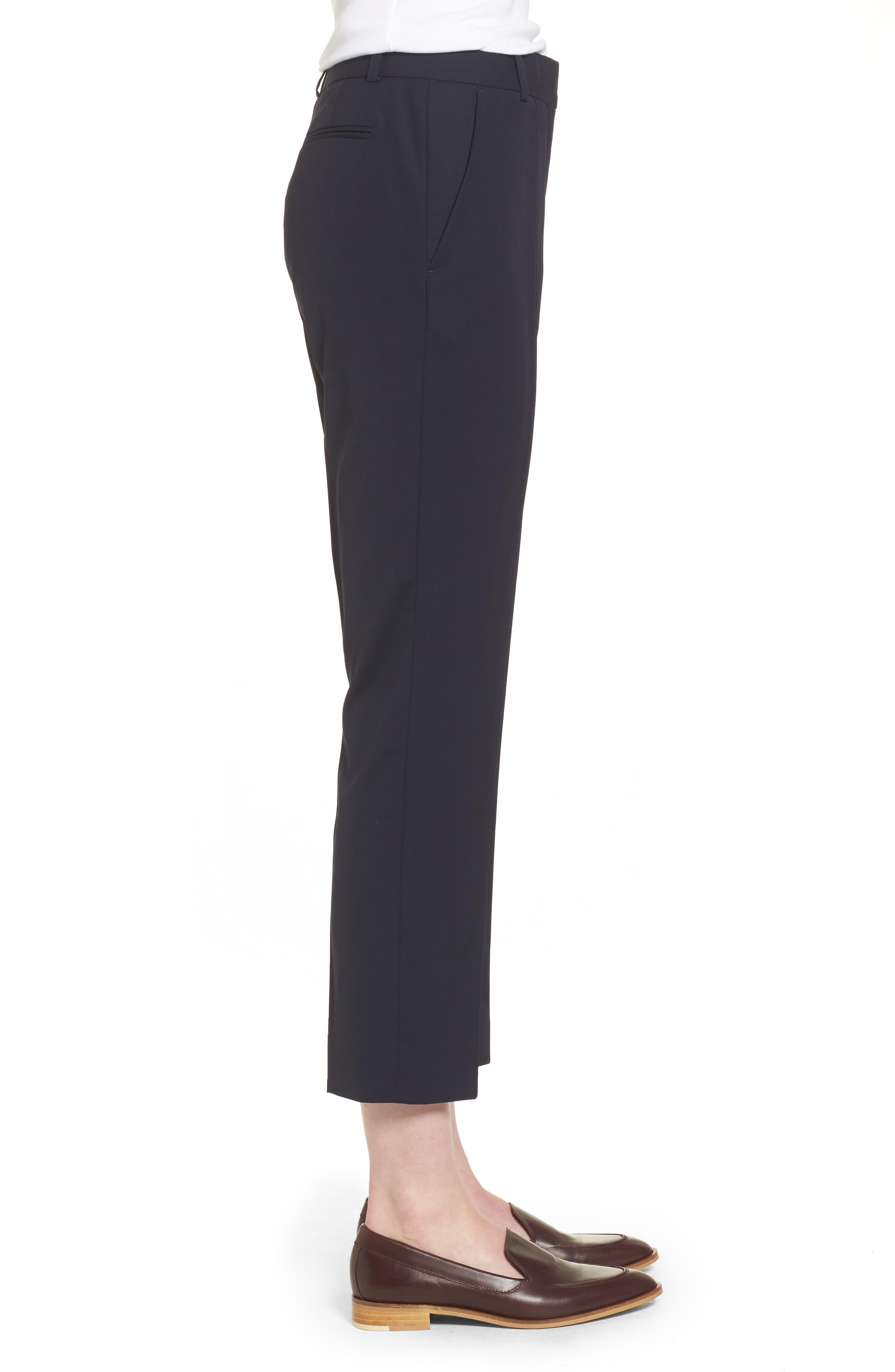 Alternate Image 3  - Everlane The Italian GoWeave Crop Trousers